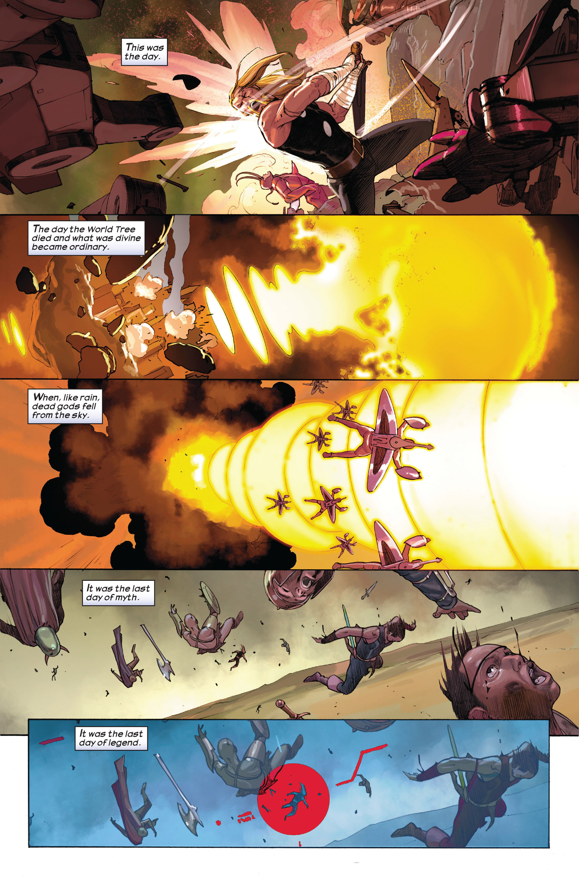 Read online Ultimate Comics Ultimates comic -  Issue #2 - 24