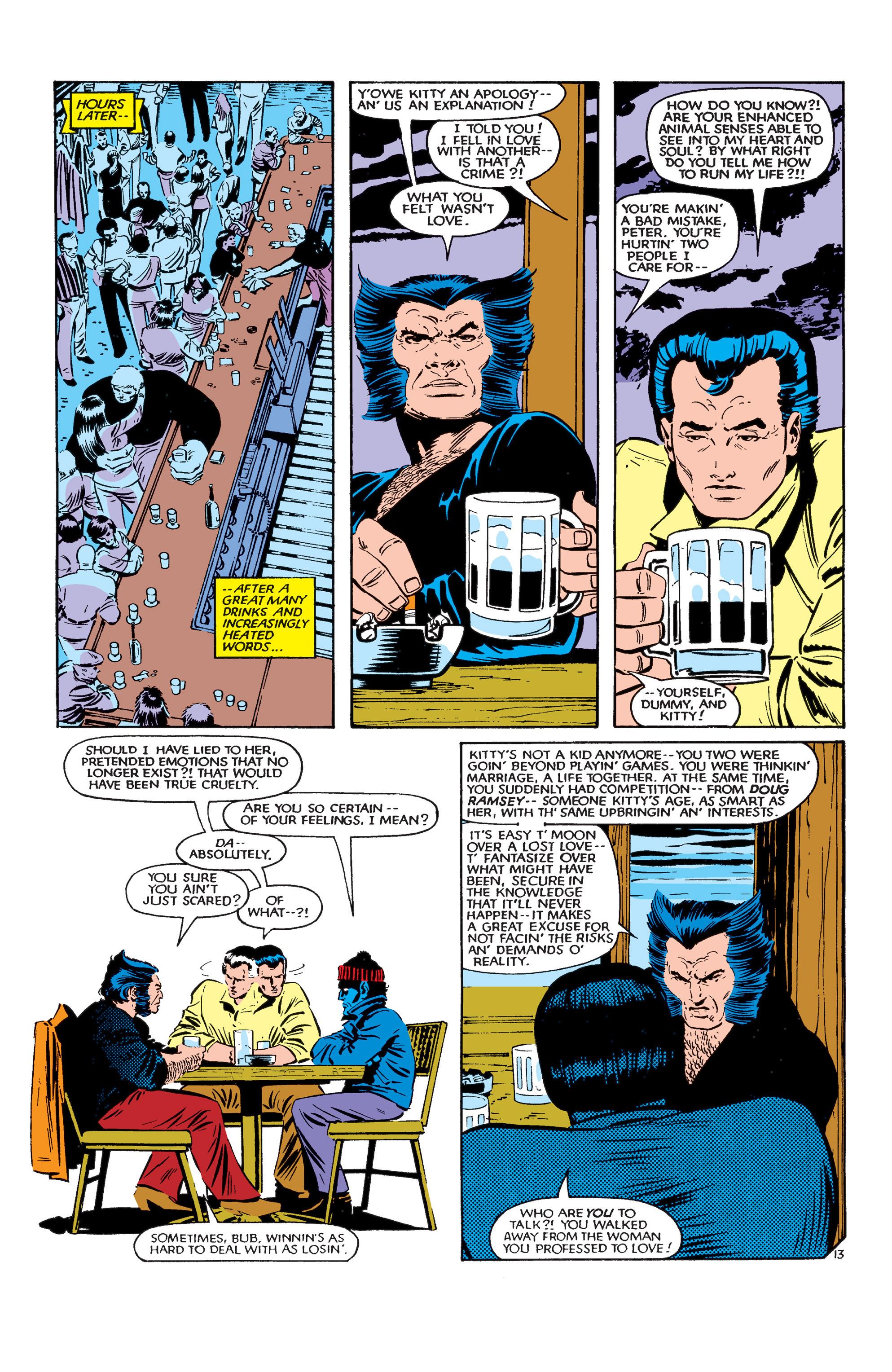 Read online Uncanny X-Men (1963) comic -  Issue #183 - 14