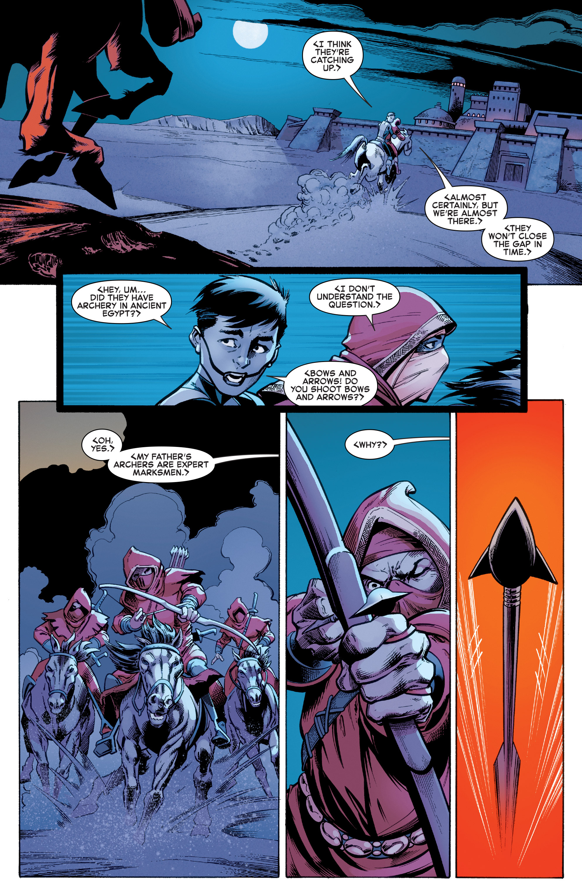 Read online All-New X-Men (2016) comic -  Issue #9 - 26