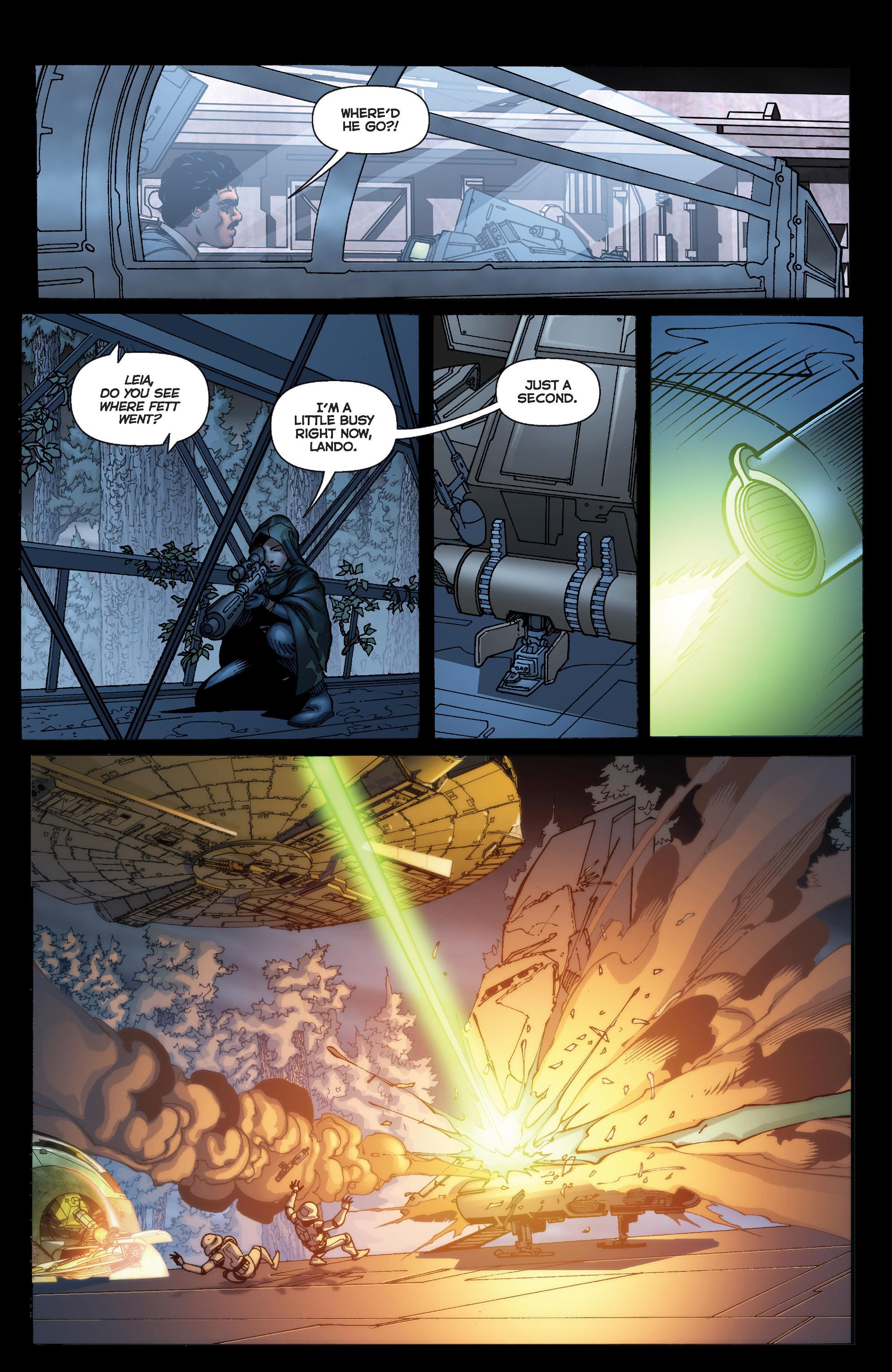 Read online Star Wars Omnibus comic -  Issue # Vol. 27 - 224