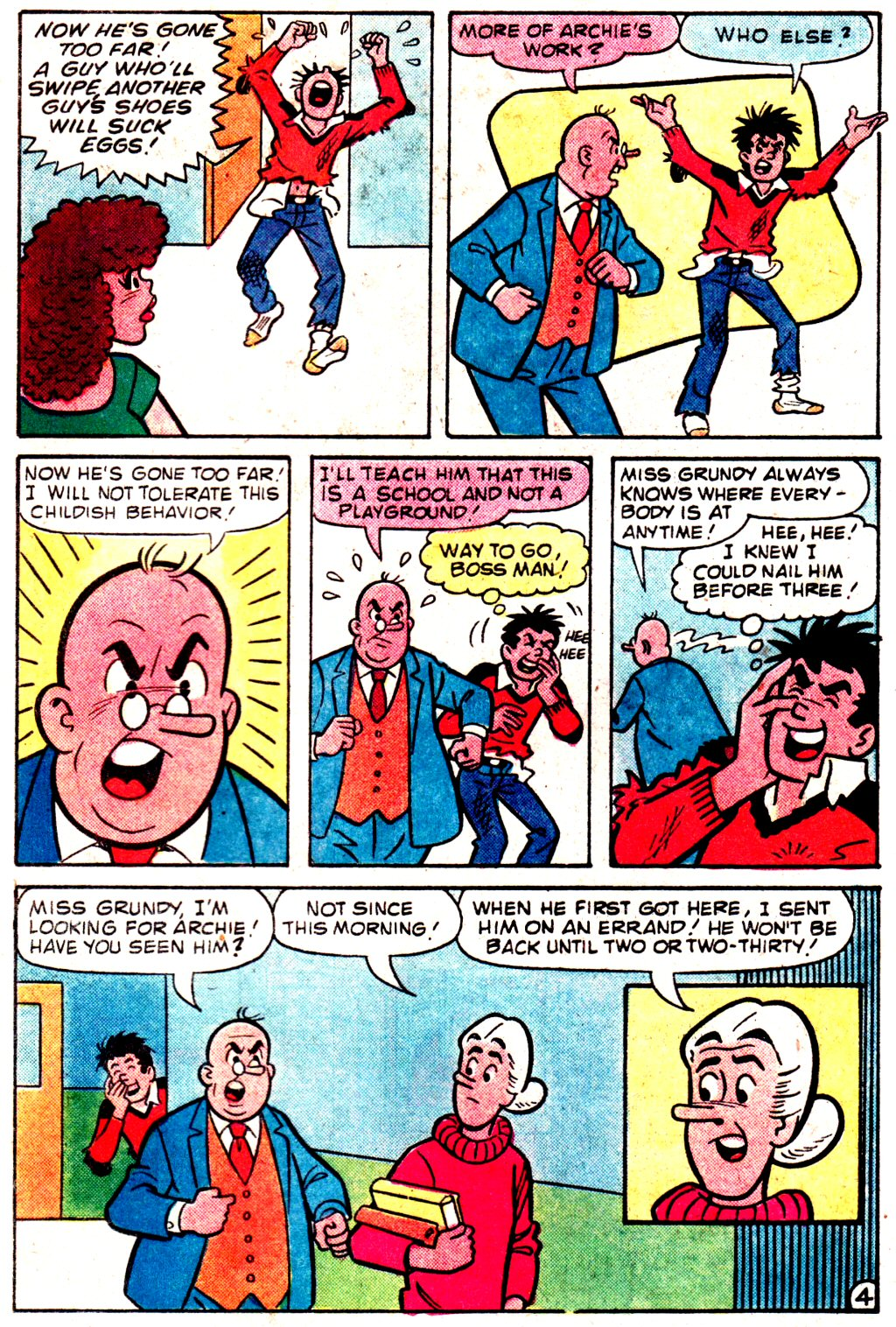 Read online Archie (1960) comic -  Issue #329 - 23