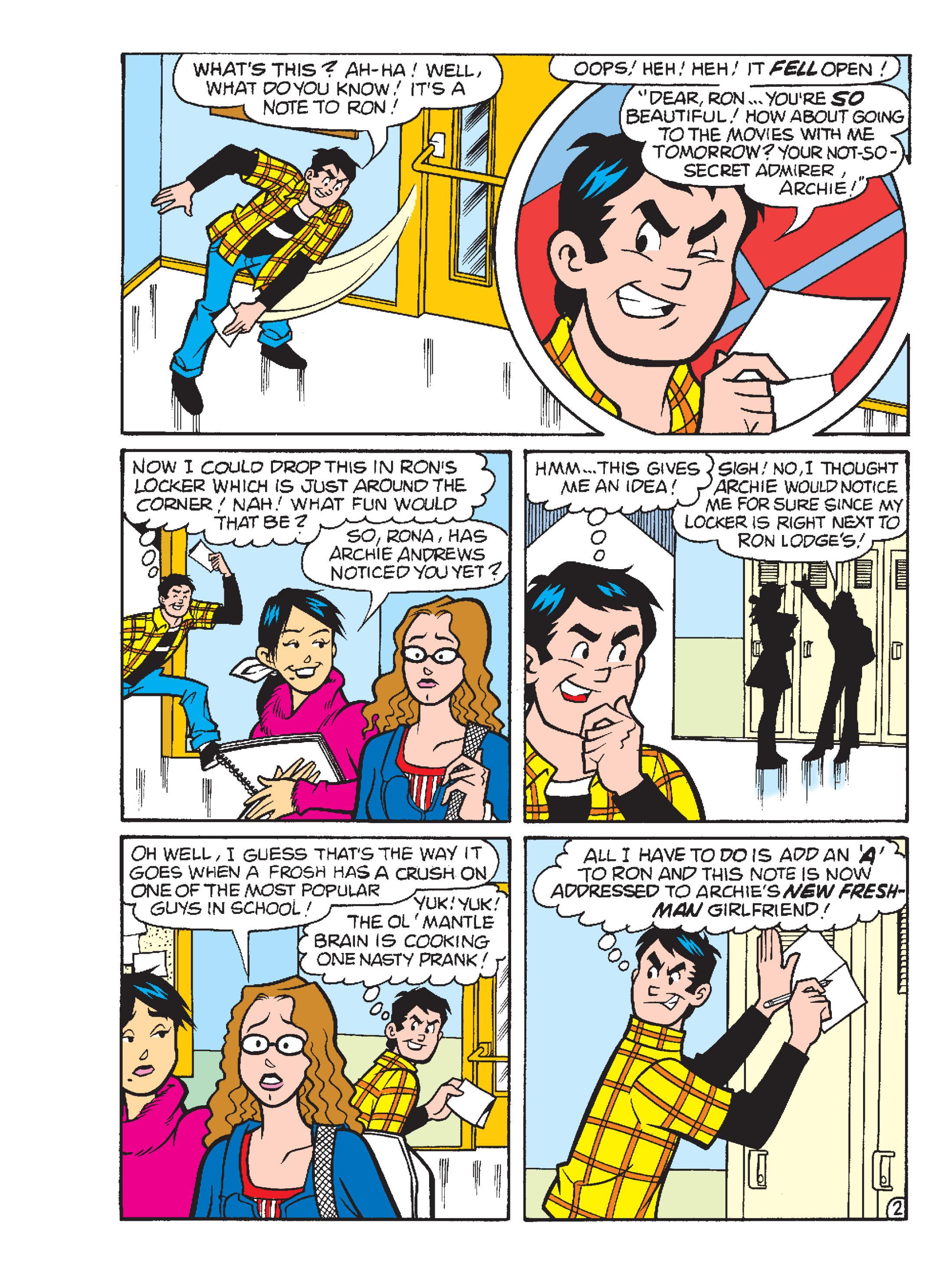 Read online Archie 1000 Page Comics Blowout! comic -  Issue # TPB (Part 1) - 213