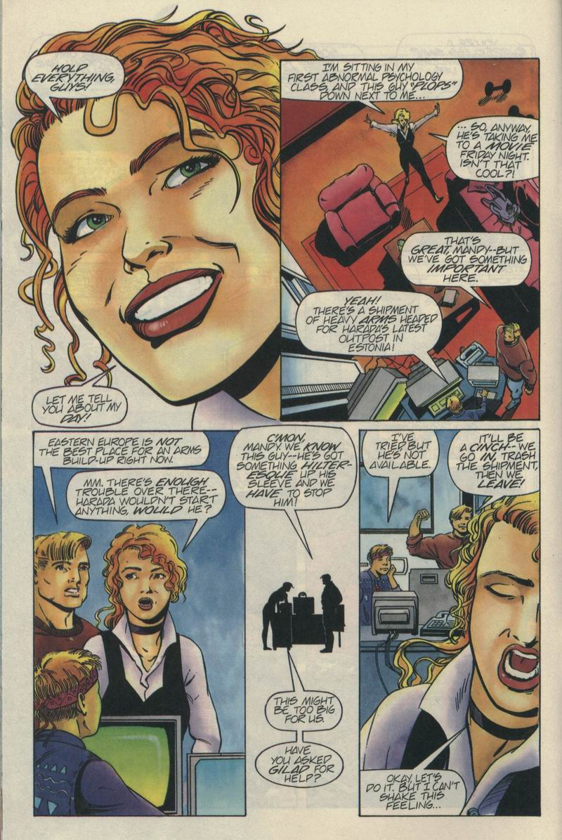 Read online Secret Weapons comic -  Issue #5 - 8