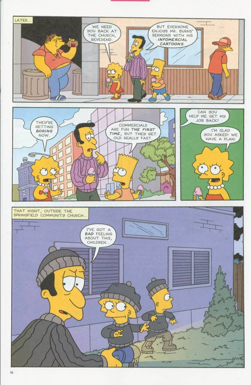 Read online Simpsons Comics comic -  Issue #69 - 17