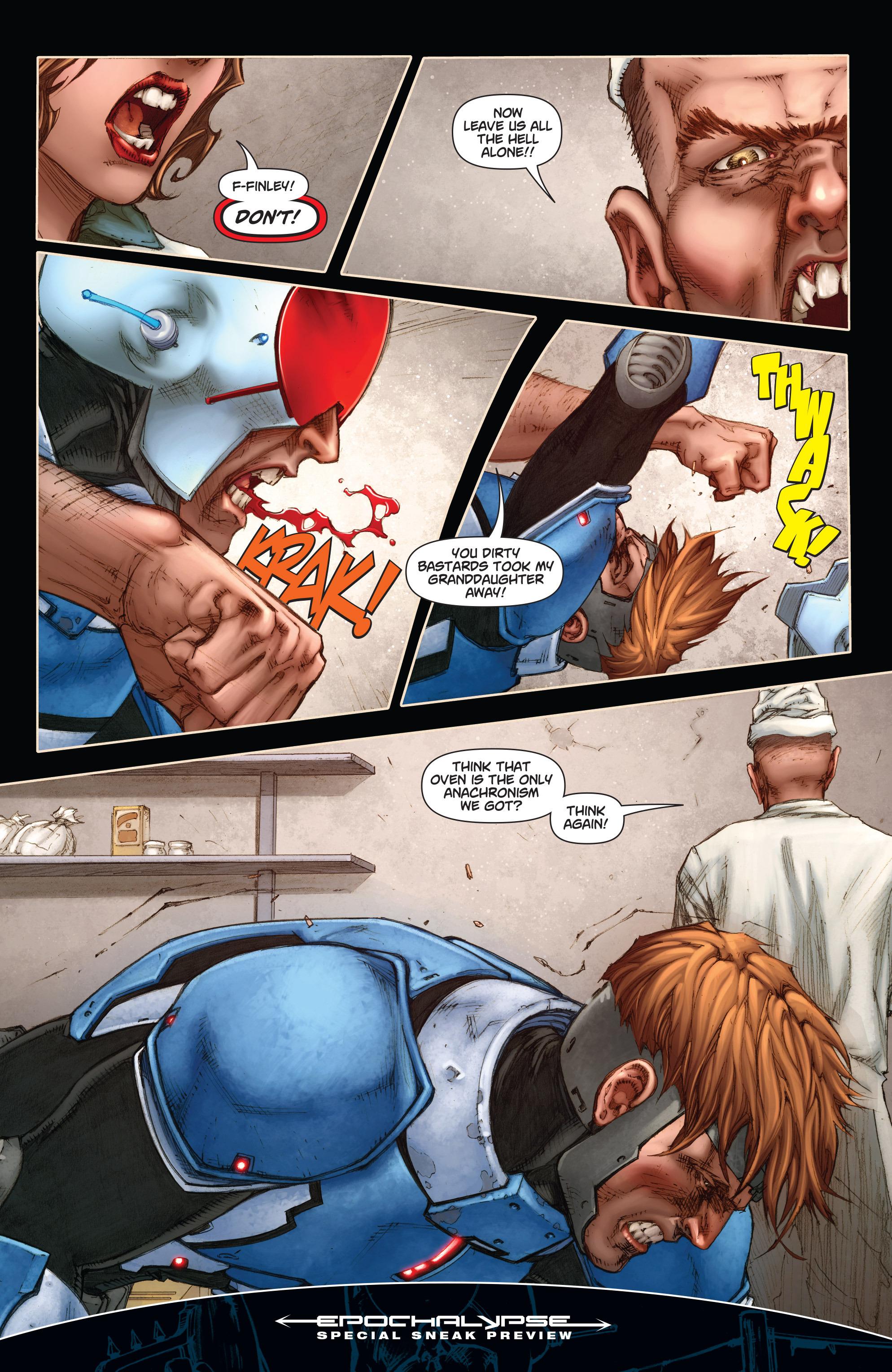 Read online Annihilator comic -  Issue #1 - 37