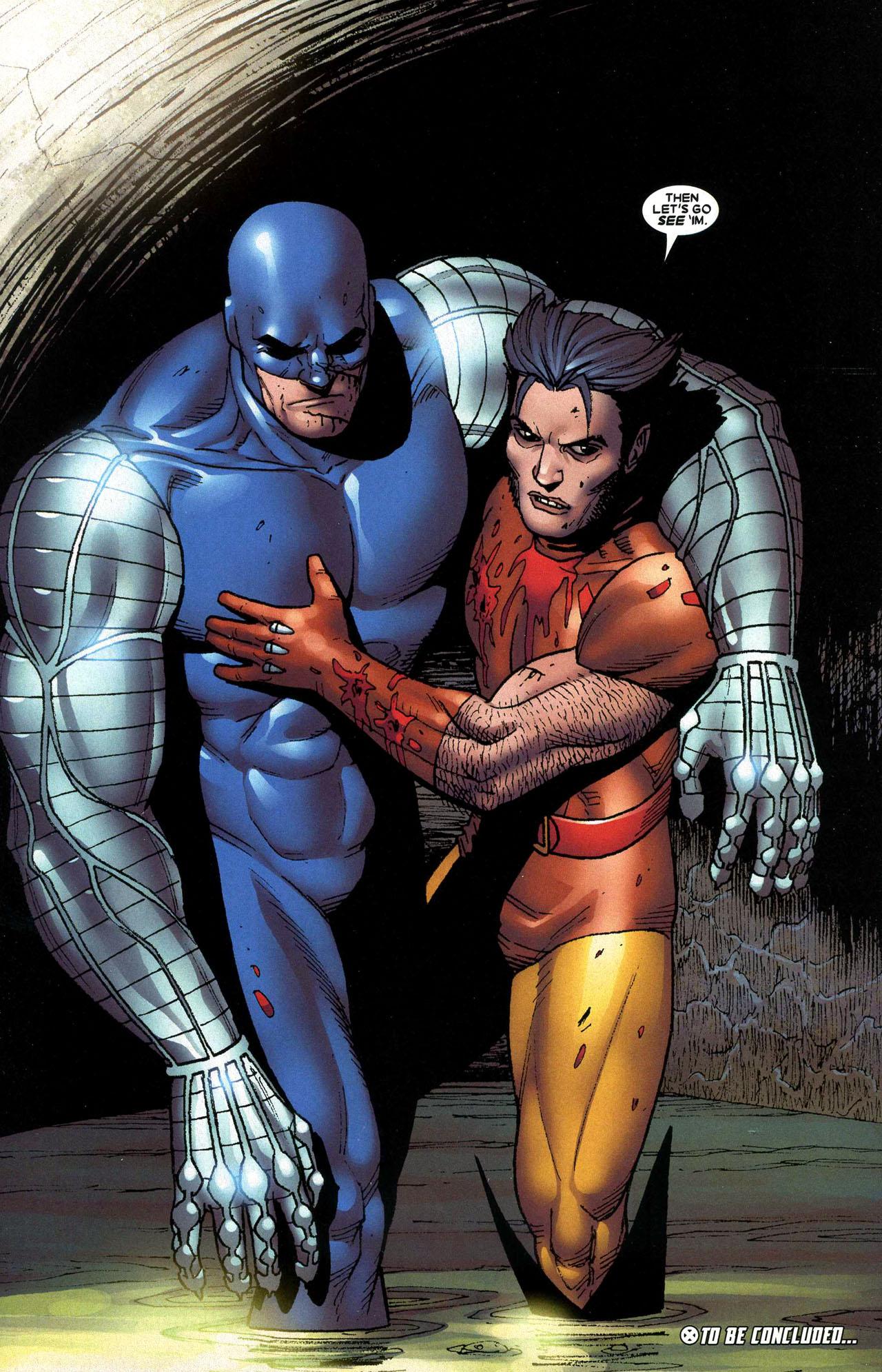 Read online Wolverine: Origins comic -  Issue #14 - 25