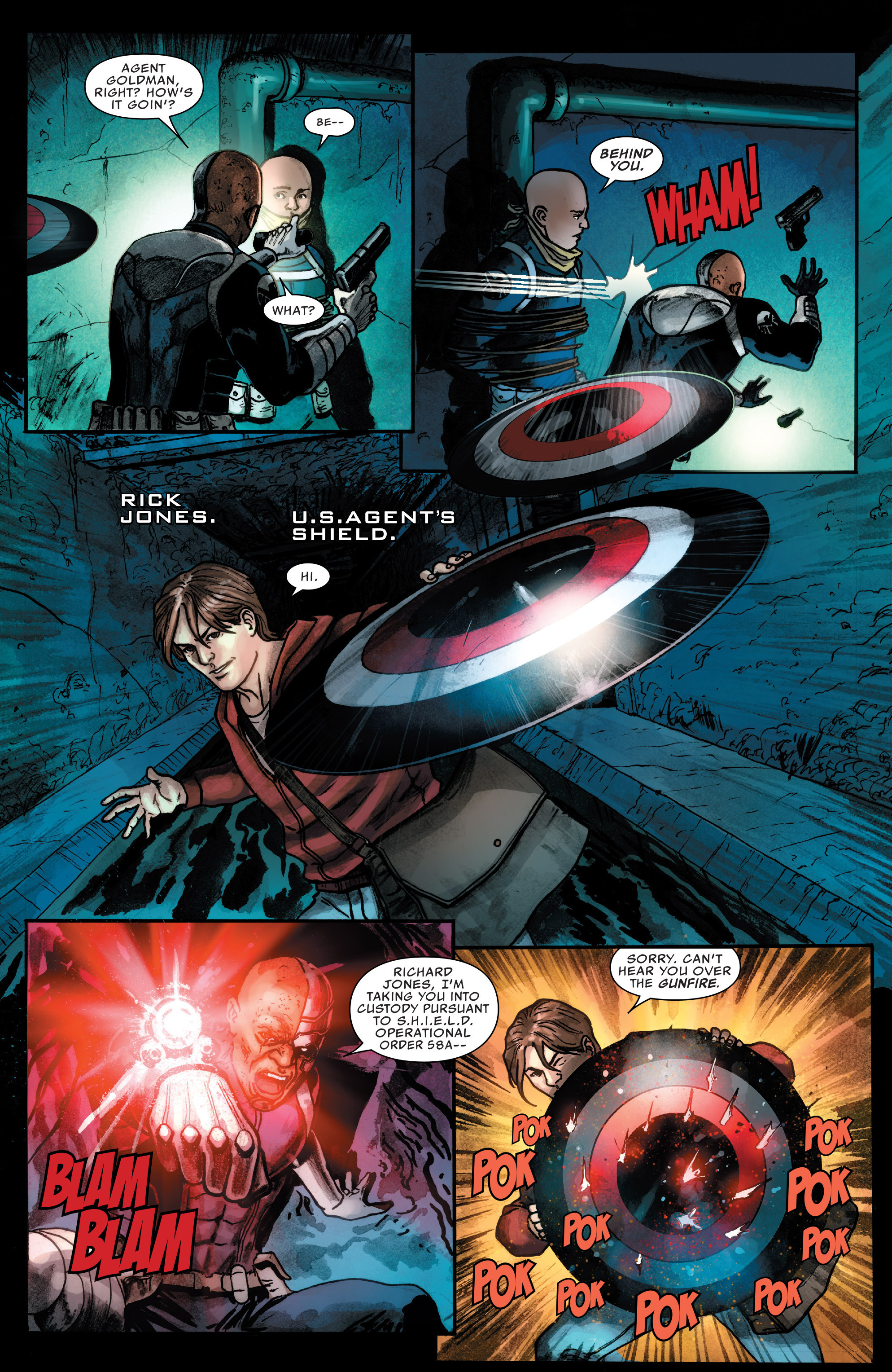 Read online Agents of S.H.I.E.L.D. comic -  Issue #3 - 15