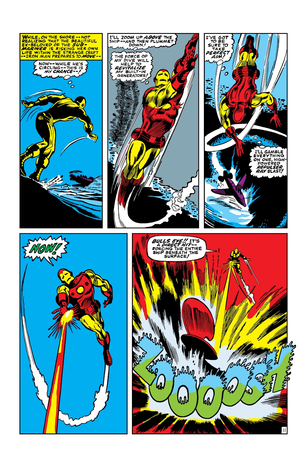 Read online Marvel Masterworks: The Invincible Iron Man comic -  Issue # TPB 3 (Part 4) - 13
