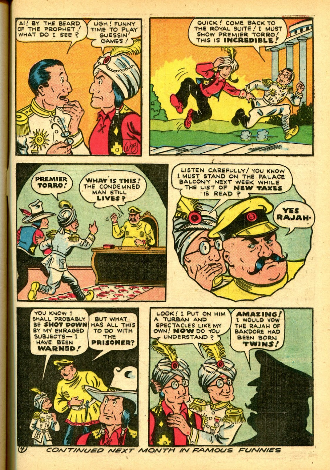 Read online Famous Funnies comic -  Issue #108 - 65