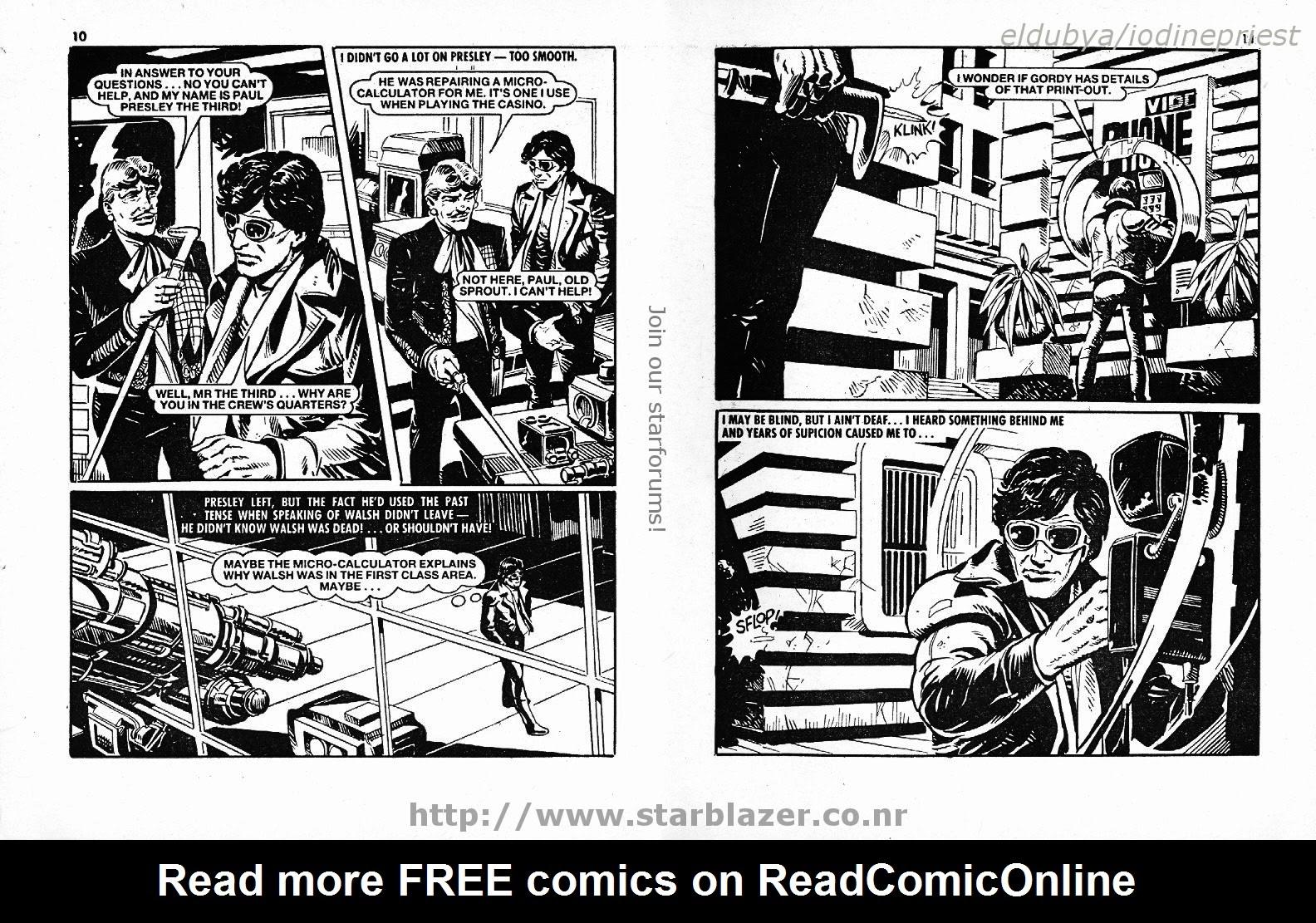 Starblazer issue 173 - Page 7
