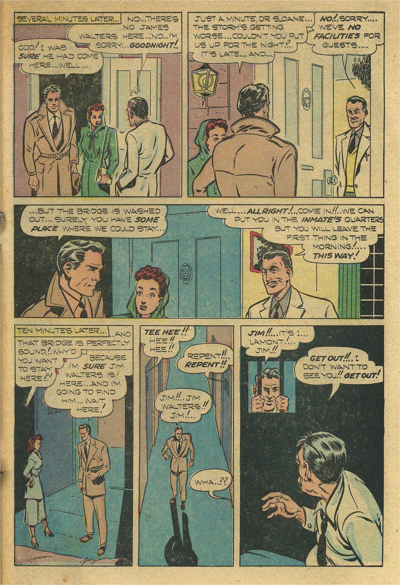 Read online Shadow Comics comic -  Issue #93 - 44
