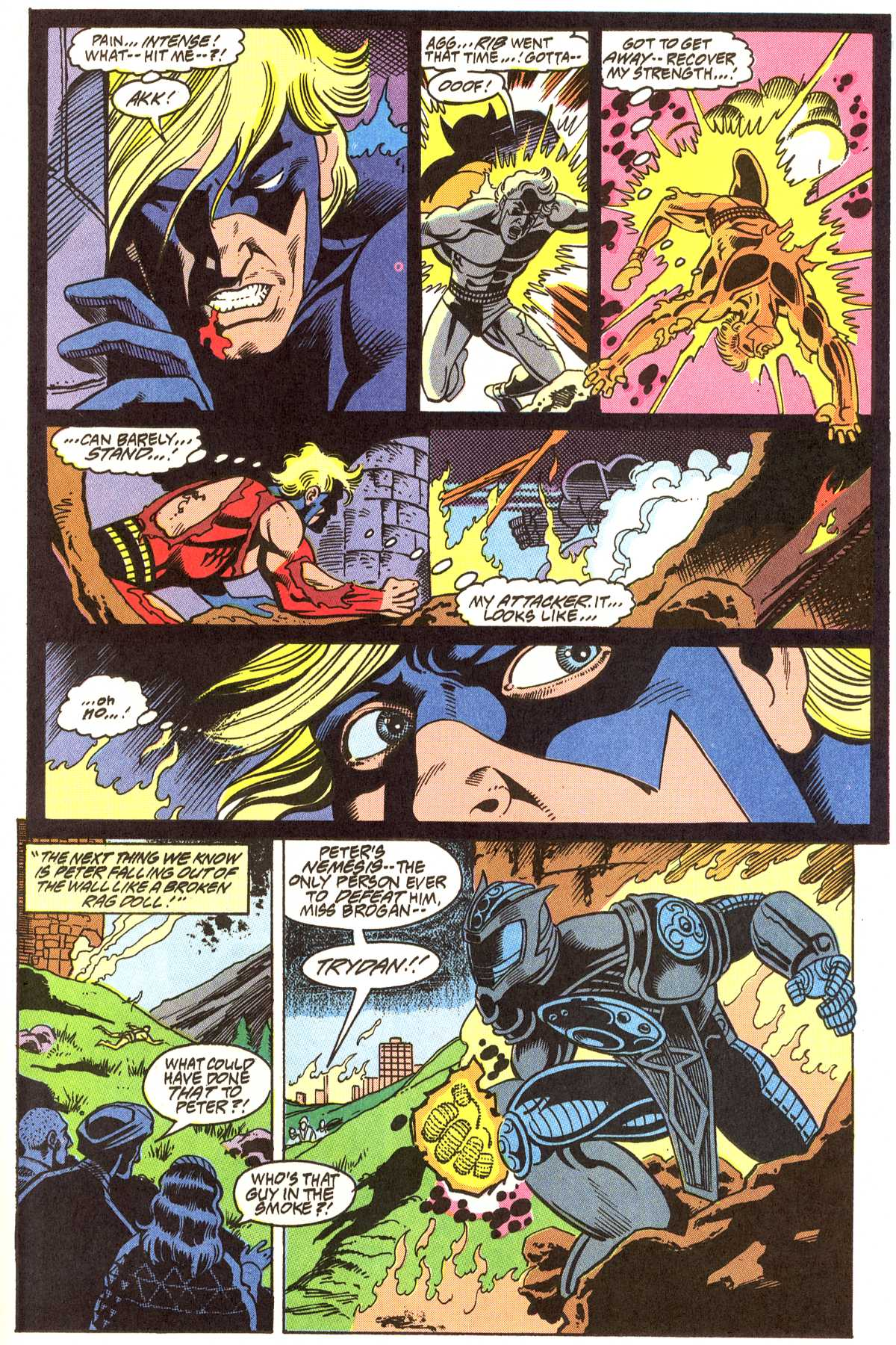 Read online Peter Cannon--Thunderbolt (1992) comic -  Issue #11 - 8