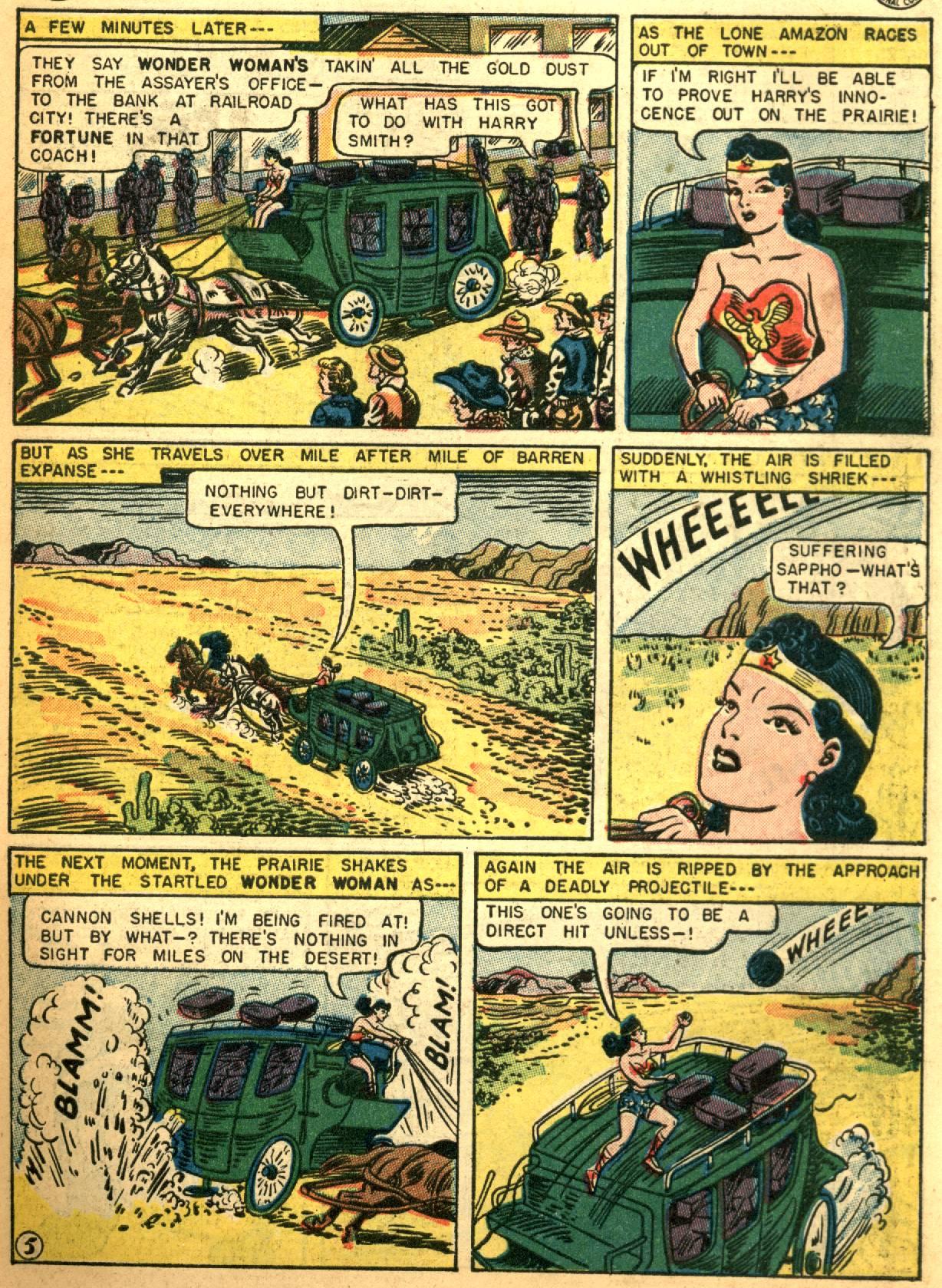 Read online Wonder Woman (1942) comic -  Issue #73 - 7