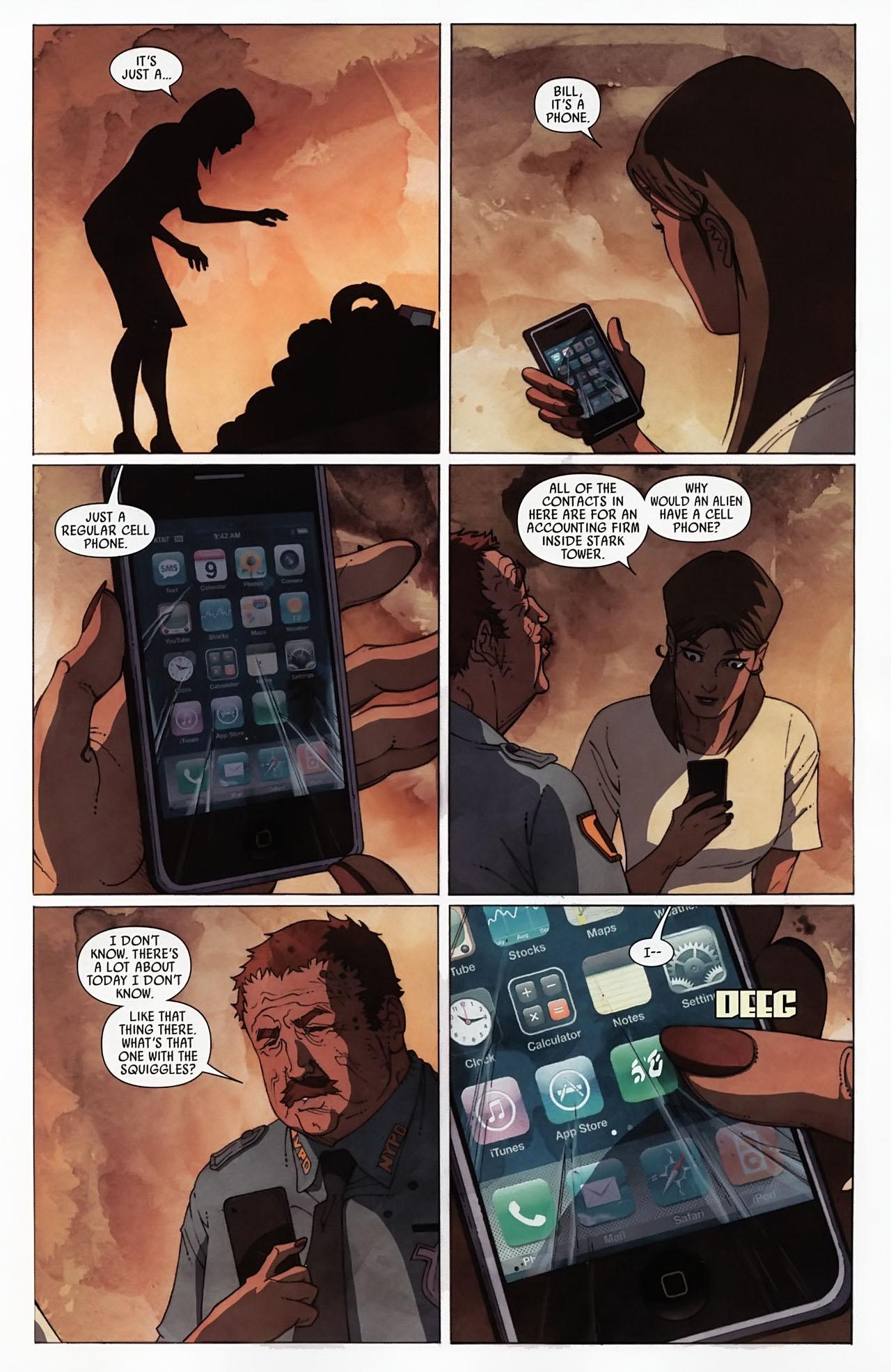 Read online Secret Invasion: Front Line comic -  Issue #4 - 11