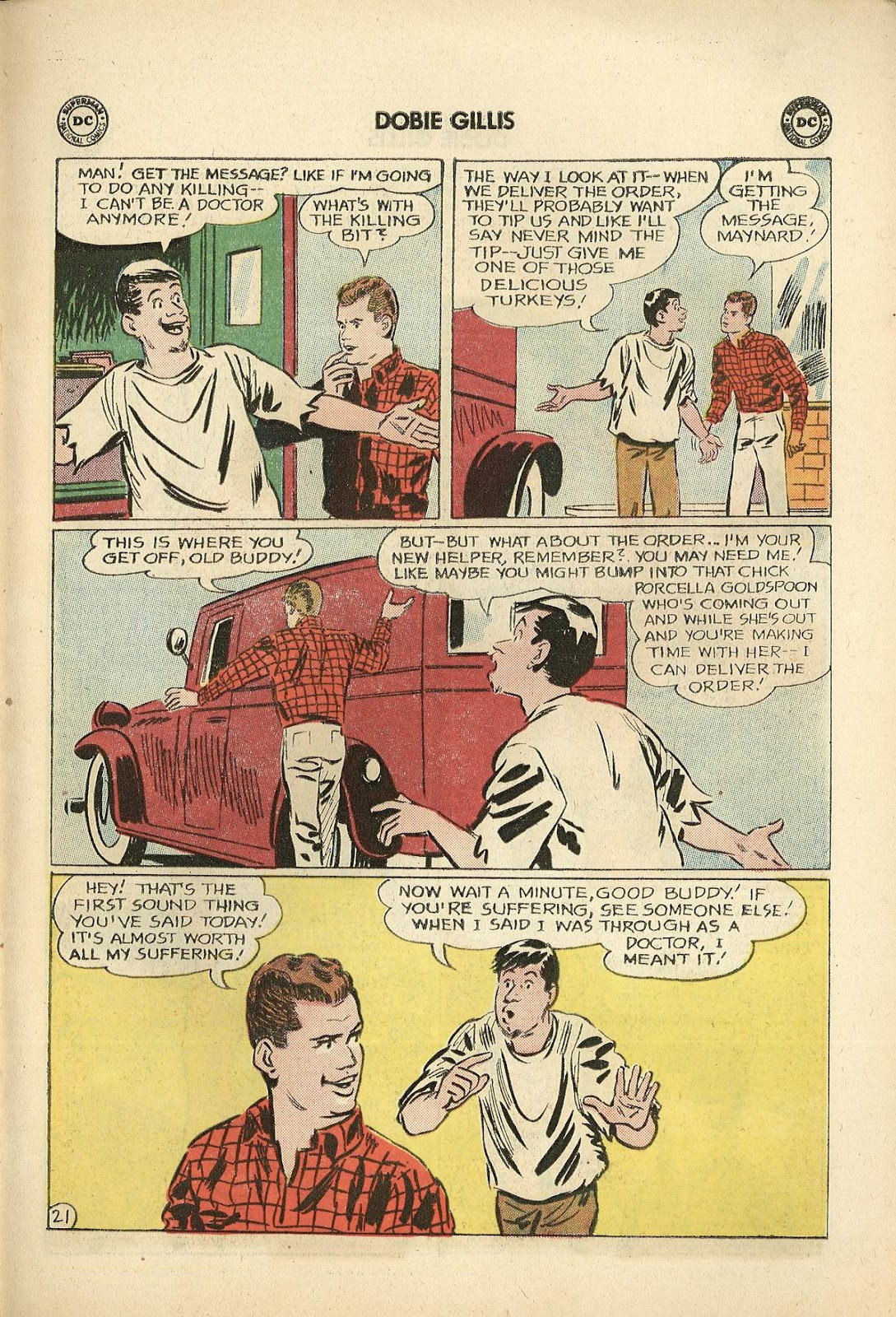 Many Loves of Dobie Gillis issue 22 - Page 27