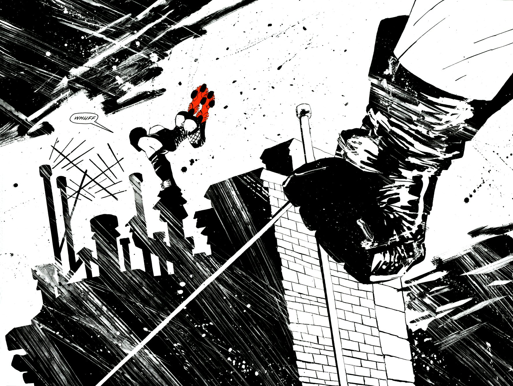 Read online Frank Miller's Holy Terror comic -  Issue # TPB - 12