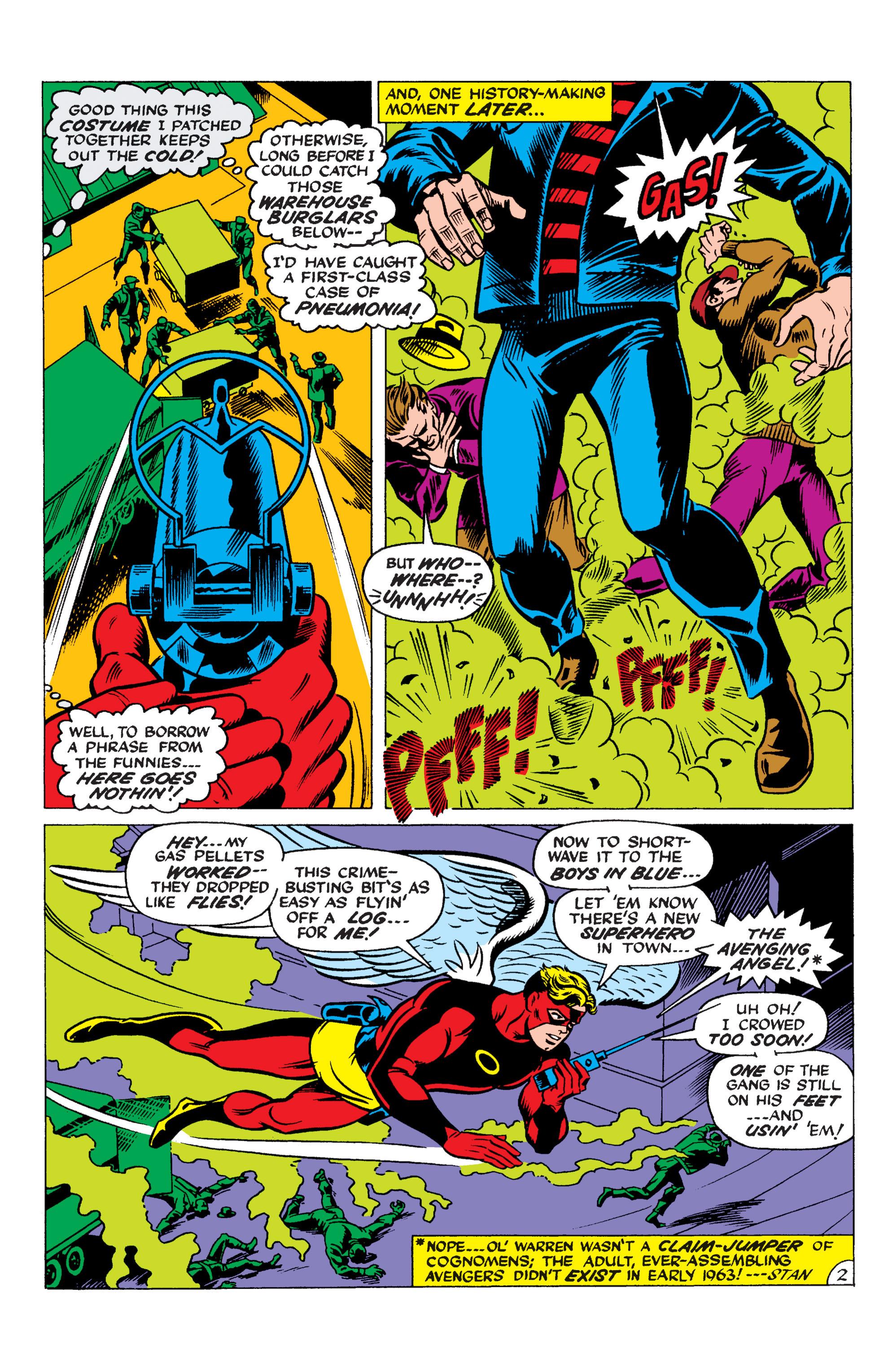 Uncanny X-Men (1963) 55 Page 17