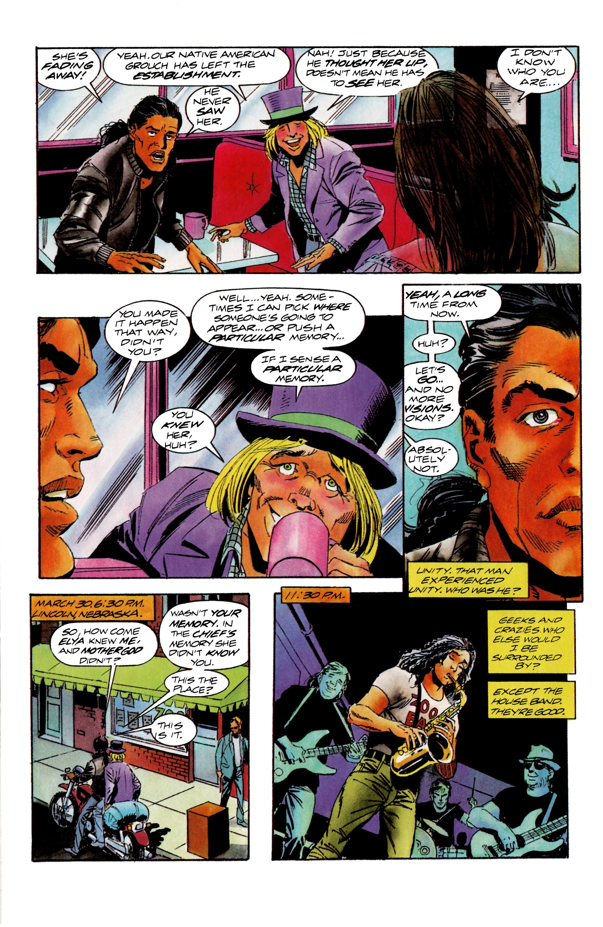 Read online Shadowman (1992) comic -  Issue #15 - 7