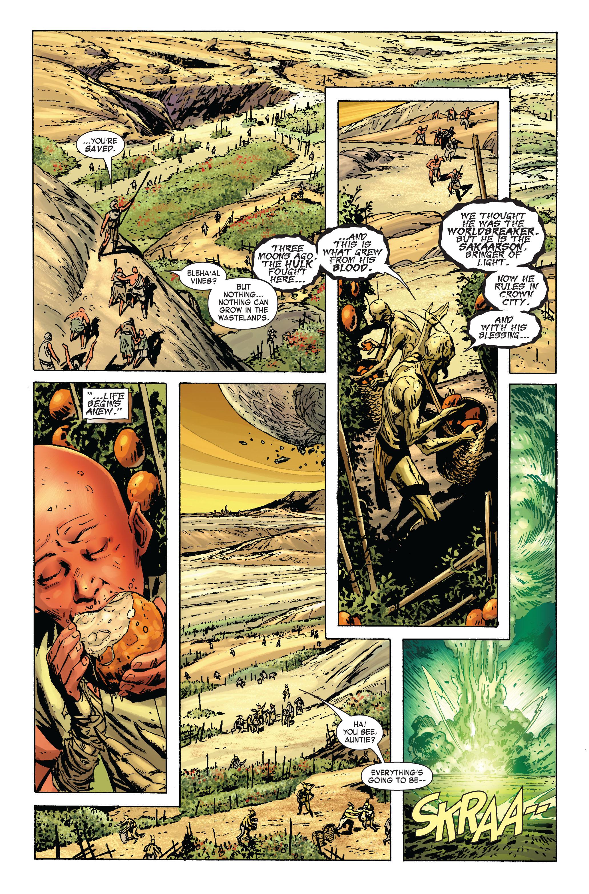 Read online Skaar: Son of Hulk comic -  Issue #2 - 22