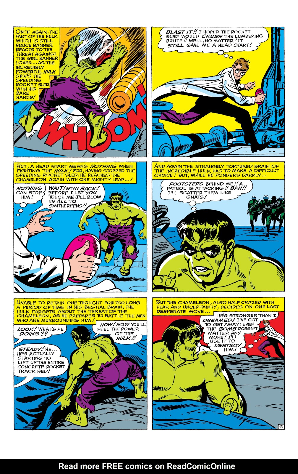 Read online Marvel Masterworks: The Incredible Hulk comic -  Issue # TPB 2 (Part 1) - 53