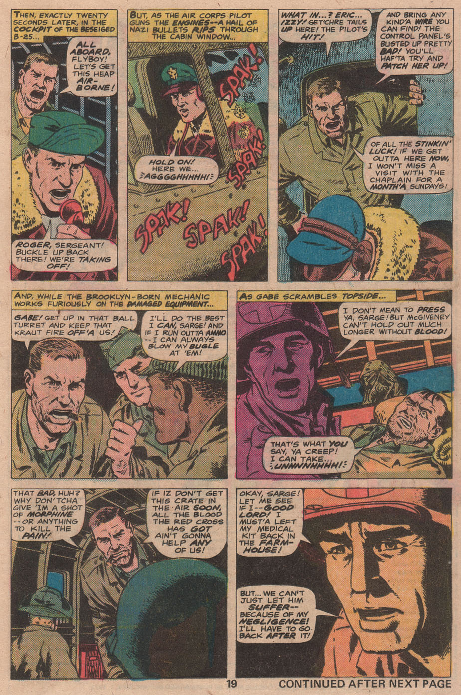 Read online Sgt. Fury comic -  Issue #141 - 21