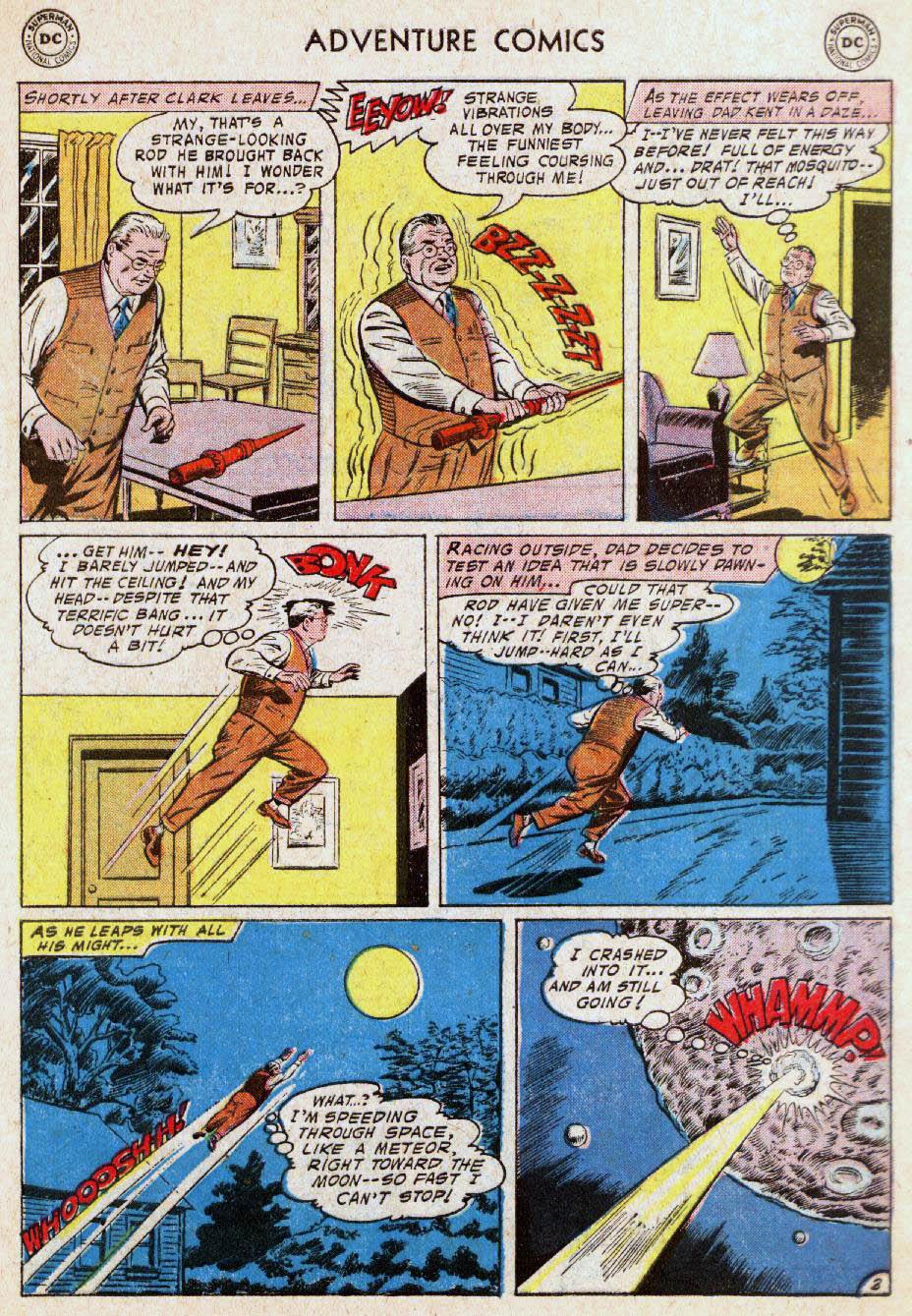 Read online Adventure Comics (1938) comic -  Issue #236 - 5