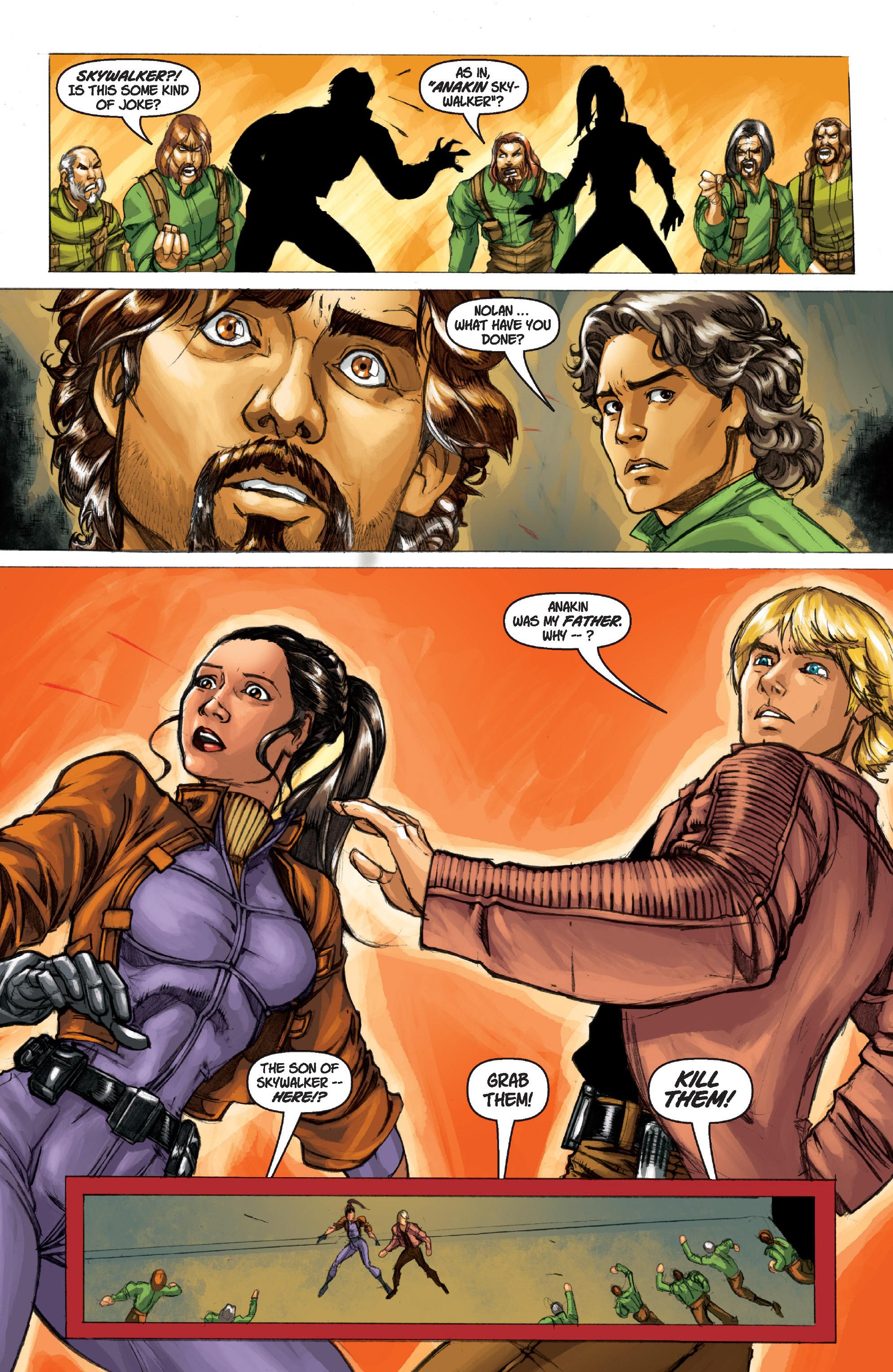 Read online Star Wars Omnibus comic -  Issue # Vol. 20 - 92