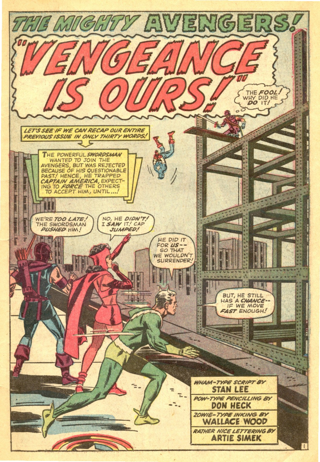 The Avengers (1963) 20 Page 2