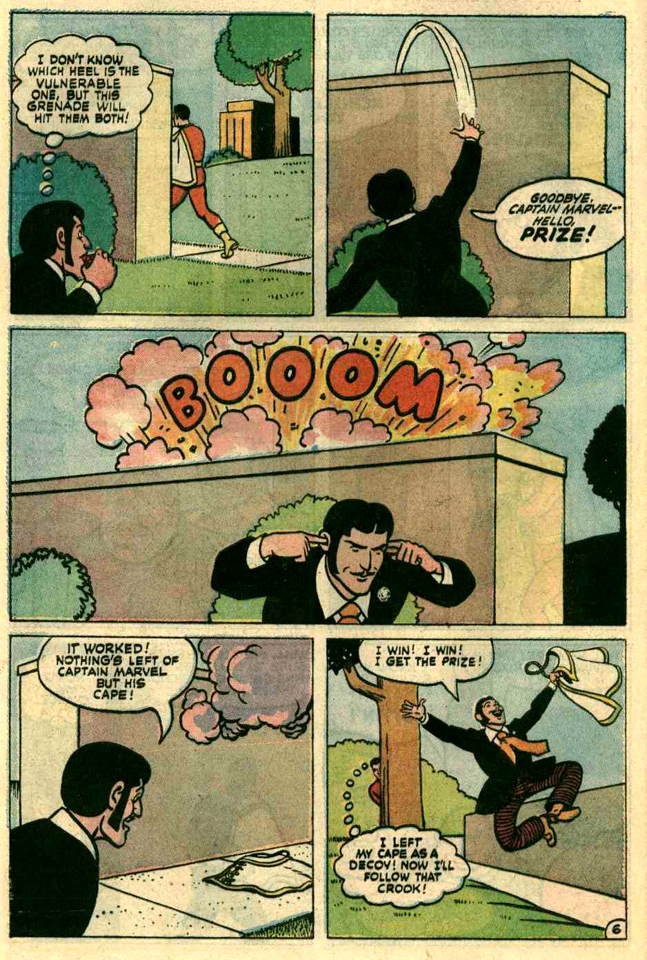 Read online Shazam! (1973) comic -  Issue #10 - 20