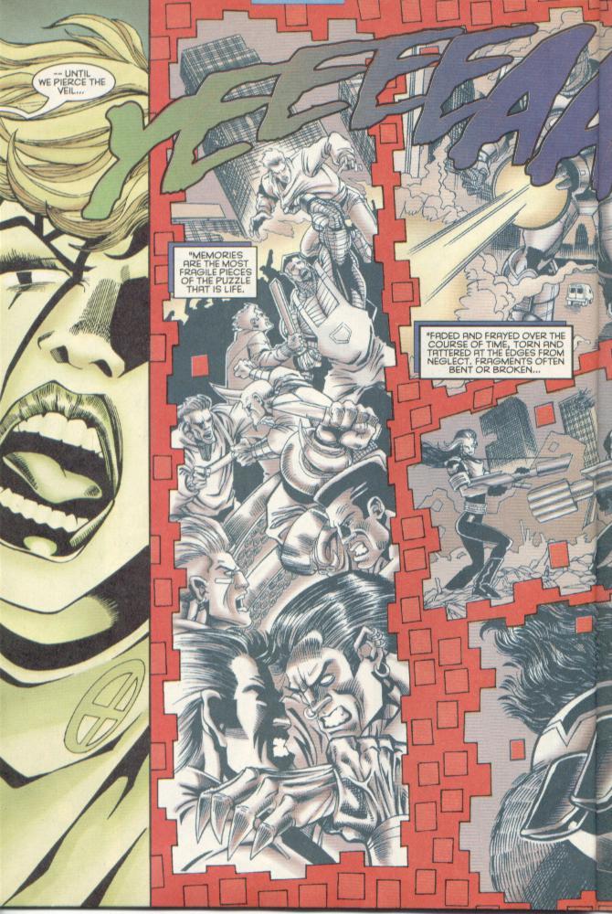 Read online Uncanny X-Men (1963) comic -  Issue # _Annual 1996 - 33