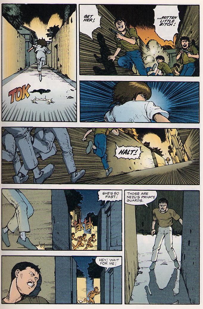 Read online Akira comic -  Issue #15 - 10