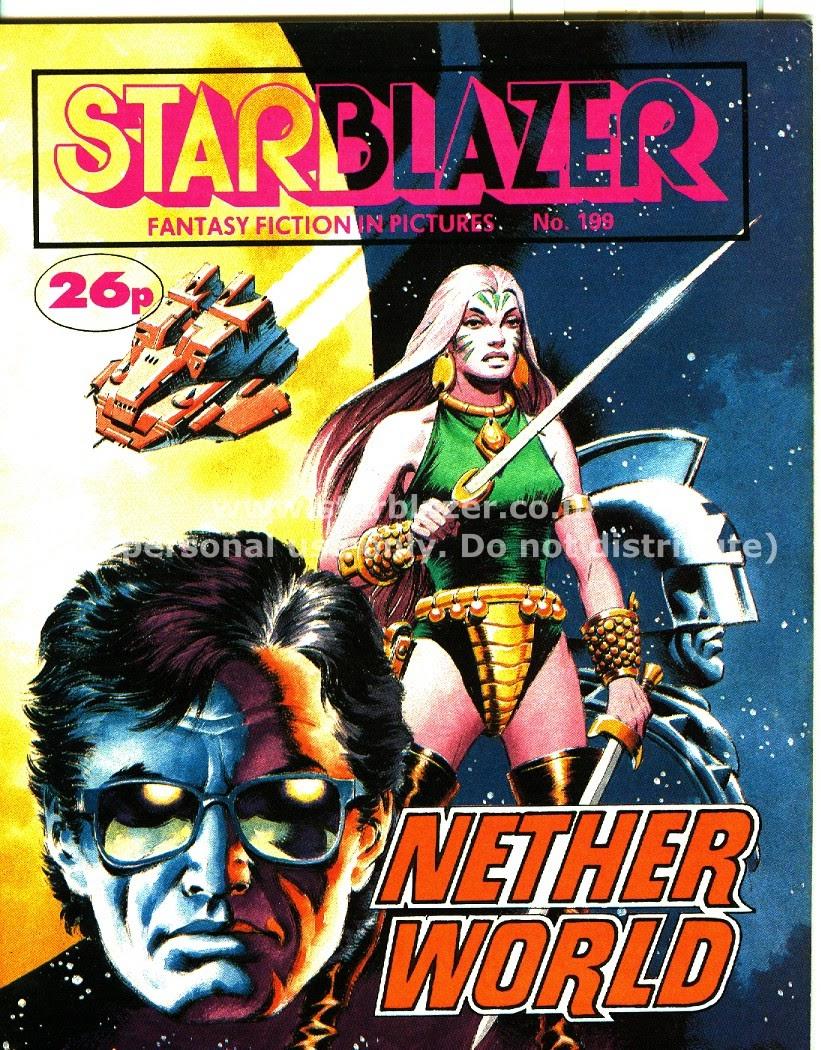 Starblazer issue 199 - Page 2