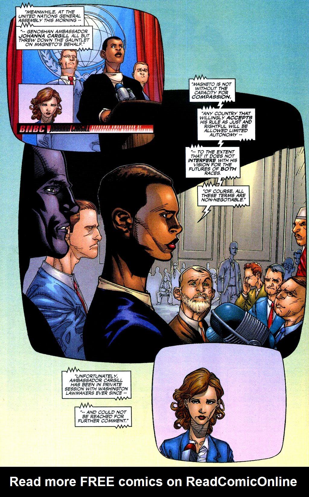 X-Men (1991) 111 Page 12