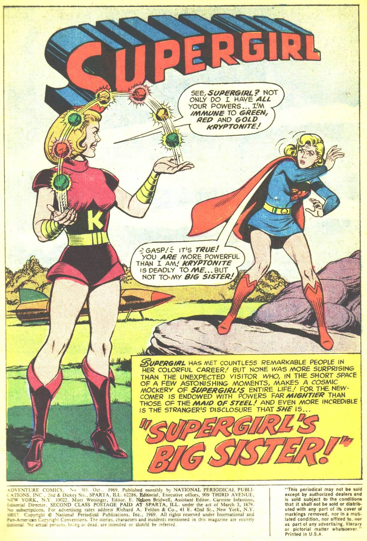Read online Adventure Comics (1938) comic -  Issue #385 - 3