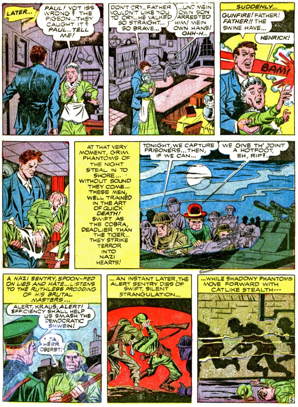 Boy Commandos issue 2 - Page 7