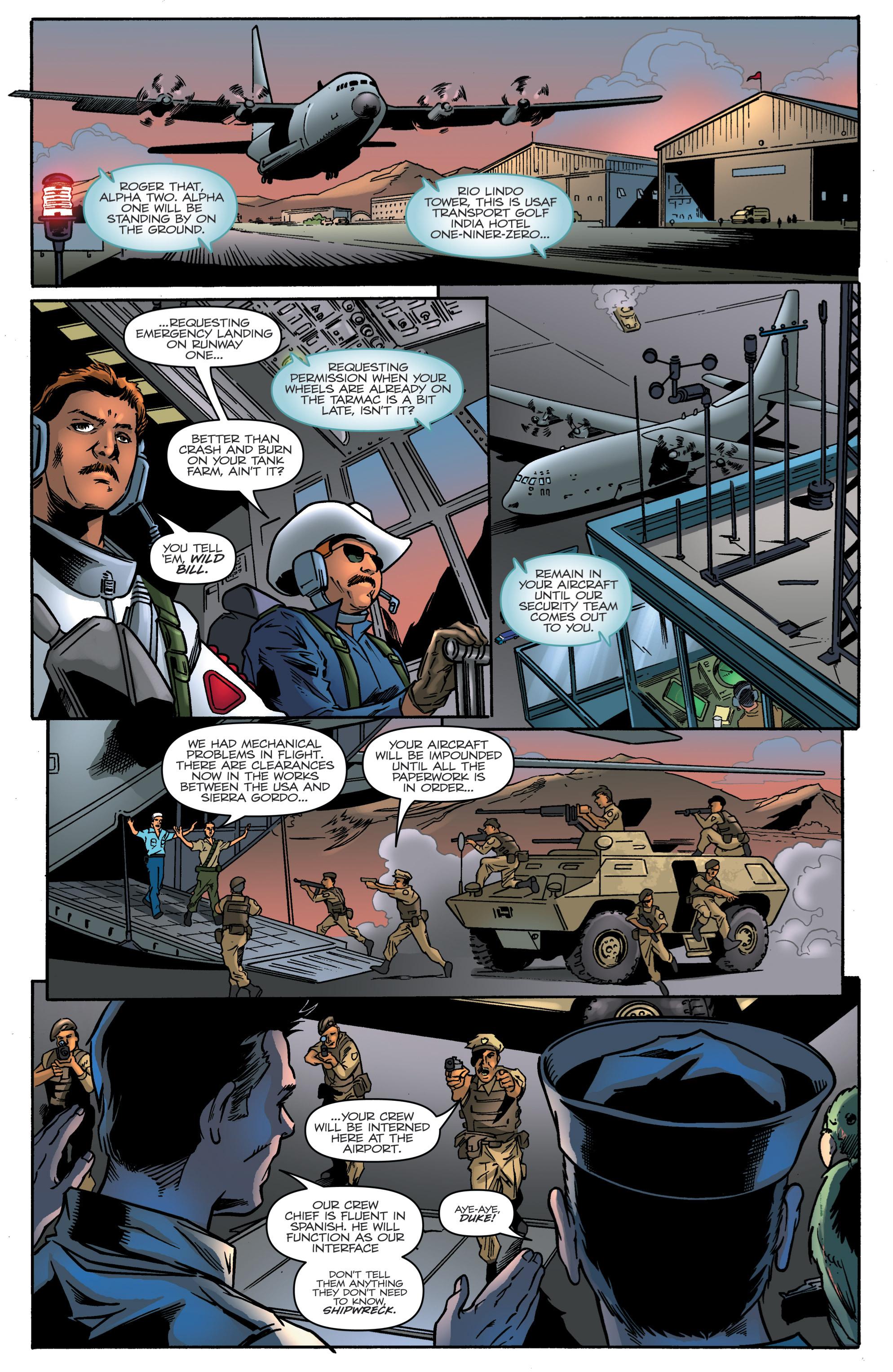 G.I. Joe: A Real American Hero 195 Page 6