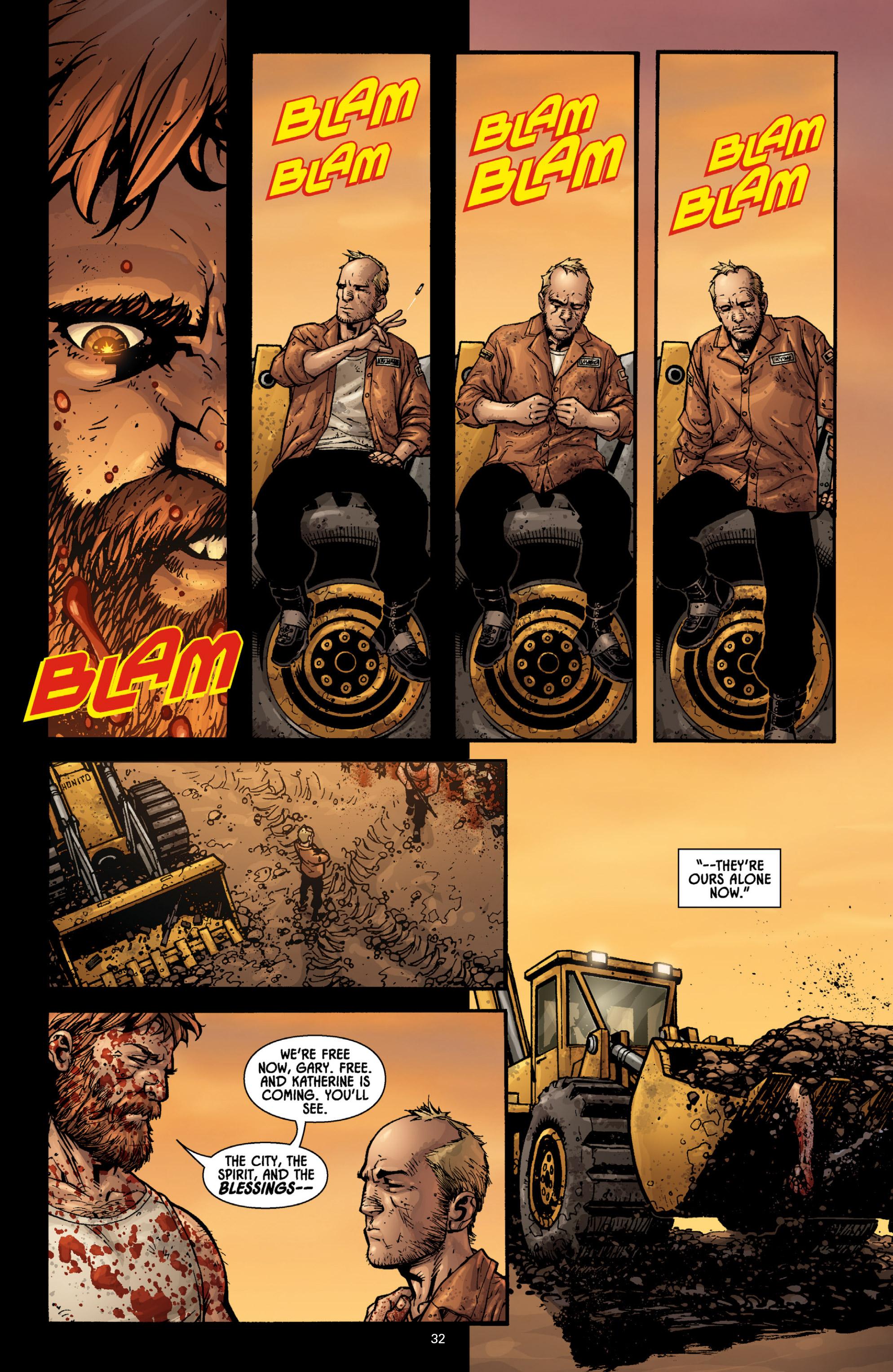 Read online Aliens (2009) comic -  Issue # TPB - 31