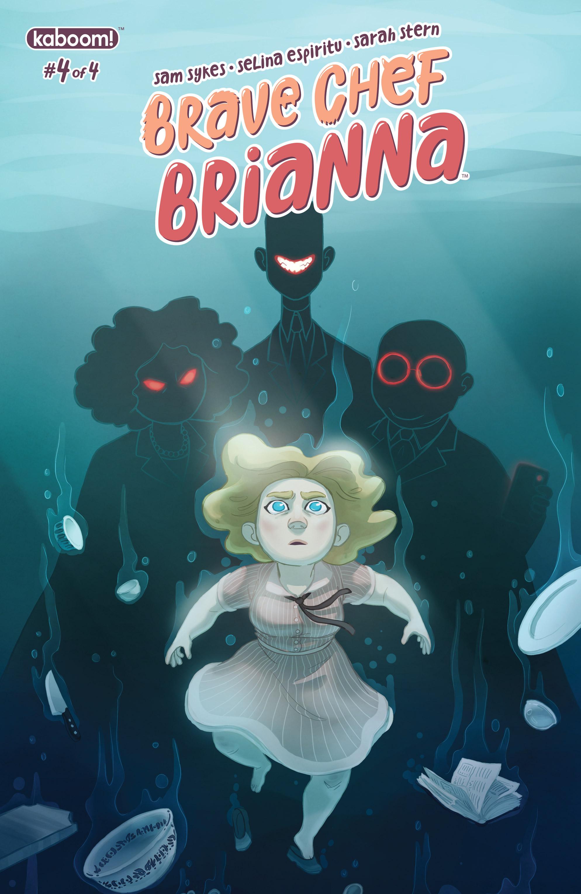 Read online Brave Chef Brianna comic -  Issue #4 - 1