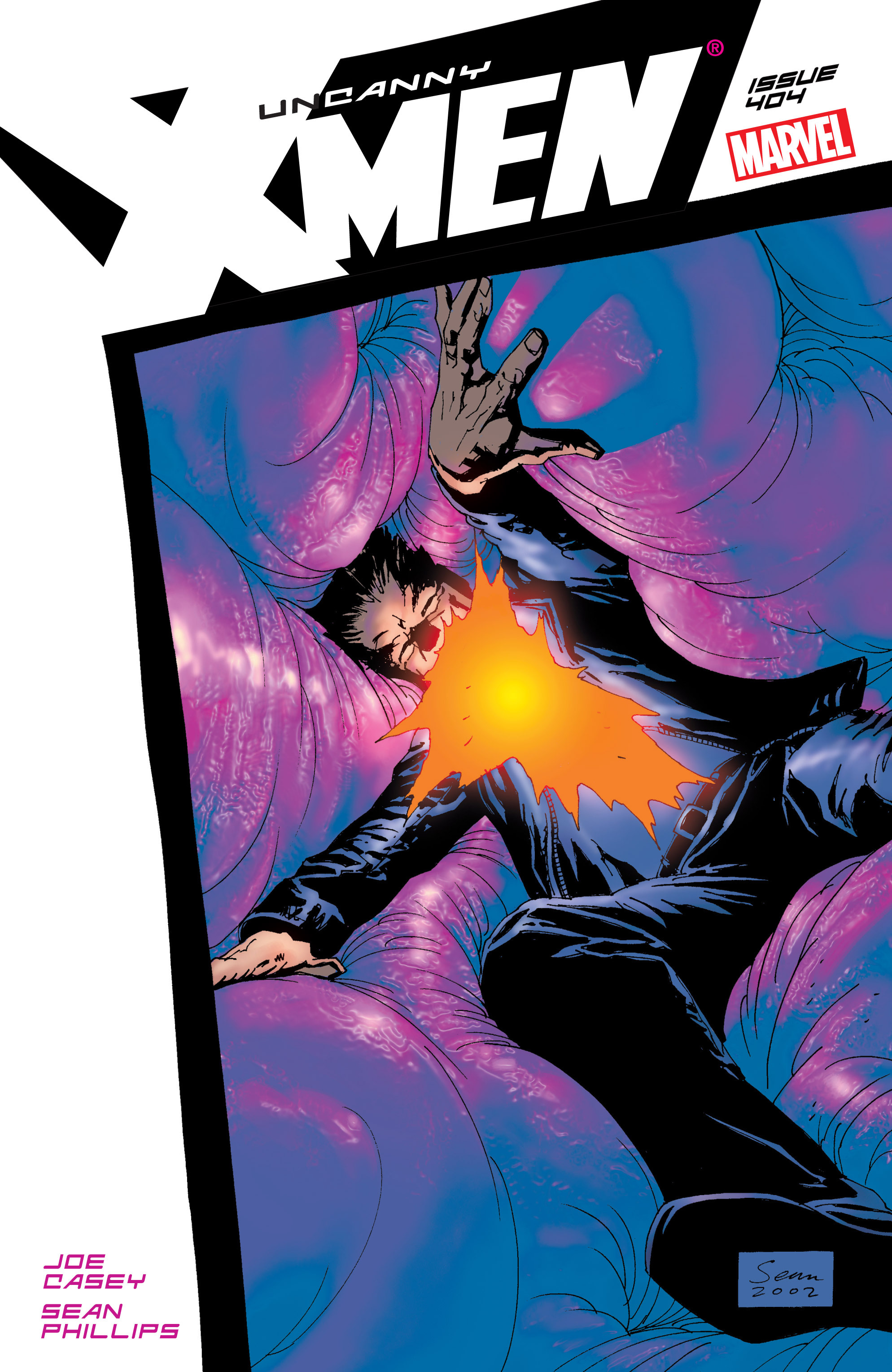 Uncanny X-Men (1963) 404 Page 1