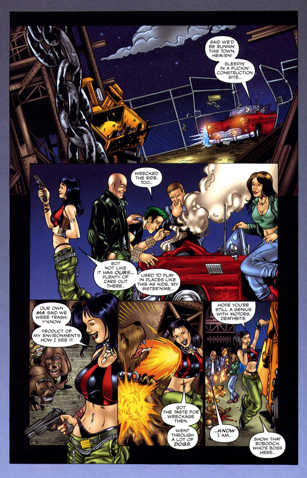 Read online Robocop: Wild Child comic -  Issue # Full - 10