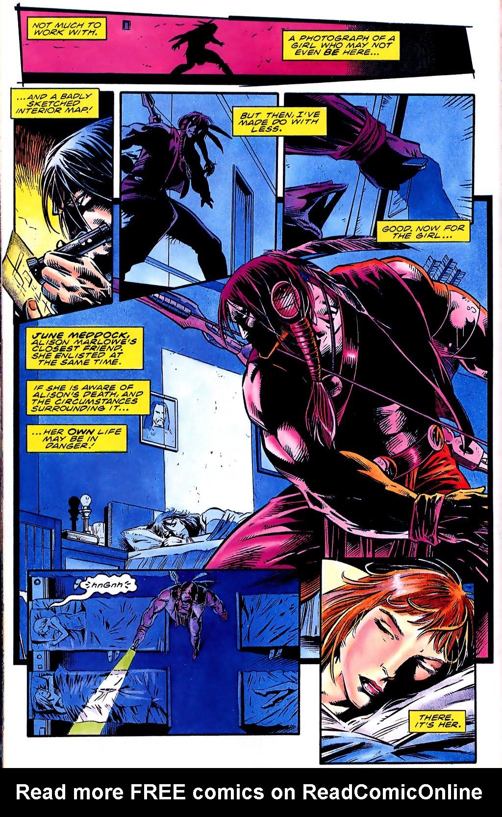 Read online Turok, Dinosaur Hunter (1993) comic -  Issue #41 - 18