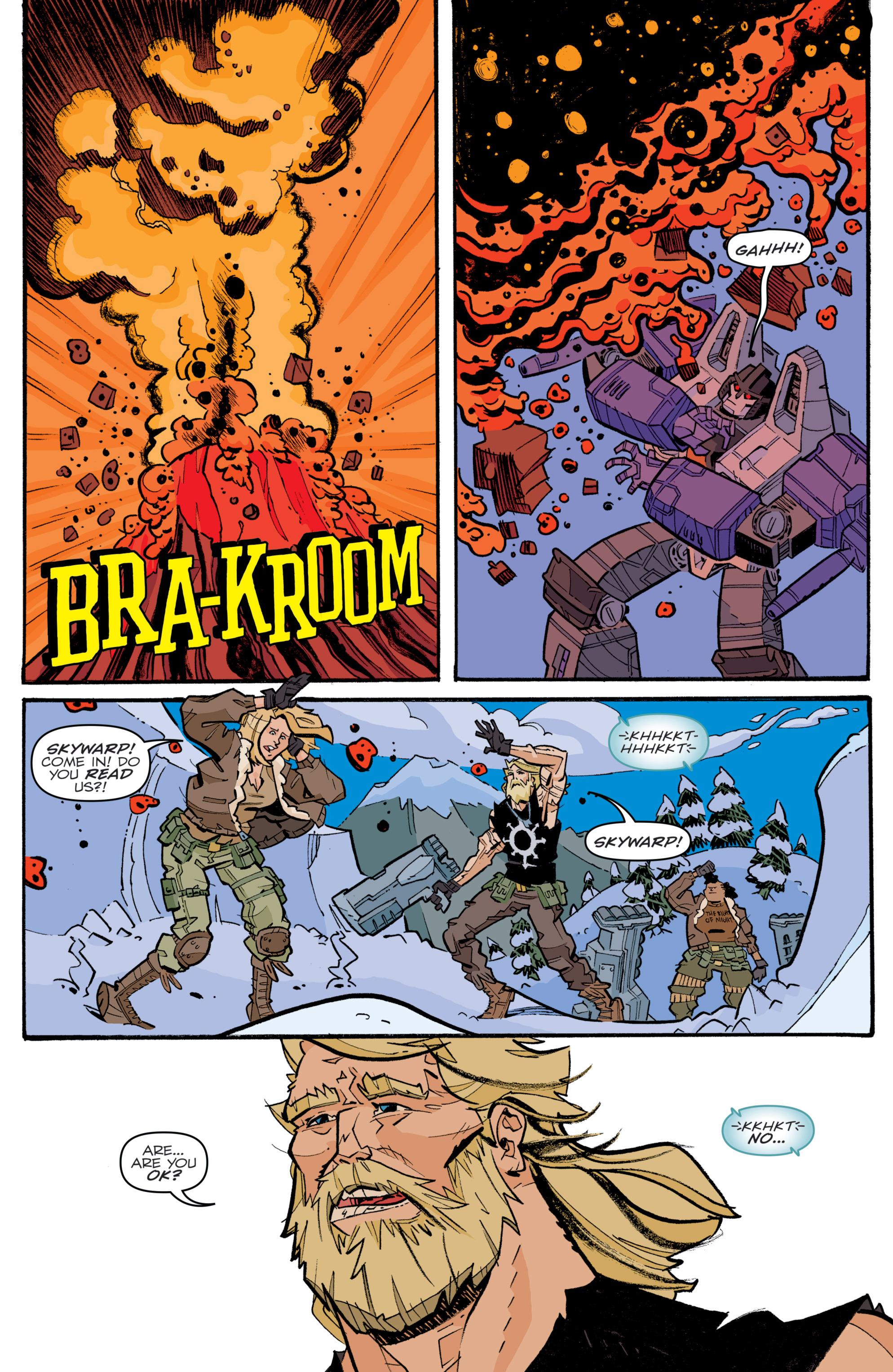 Read online G.I. Joe (2016) comic -  Issue #5 - 19