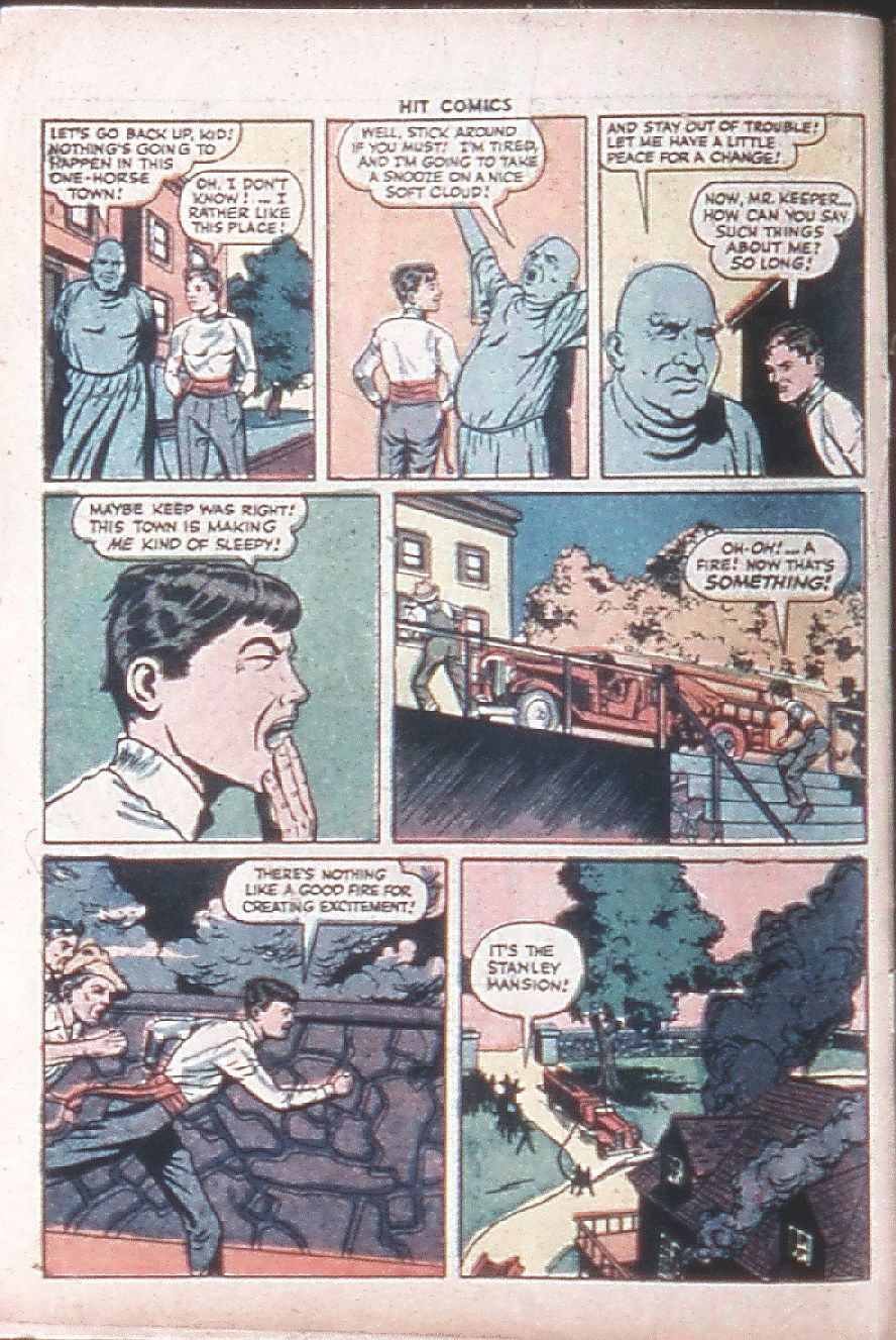 Read online Hit Comics comic -  Issue #36 - 4