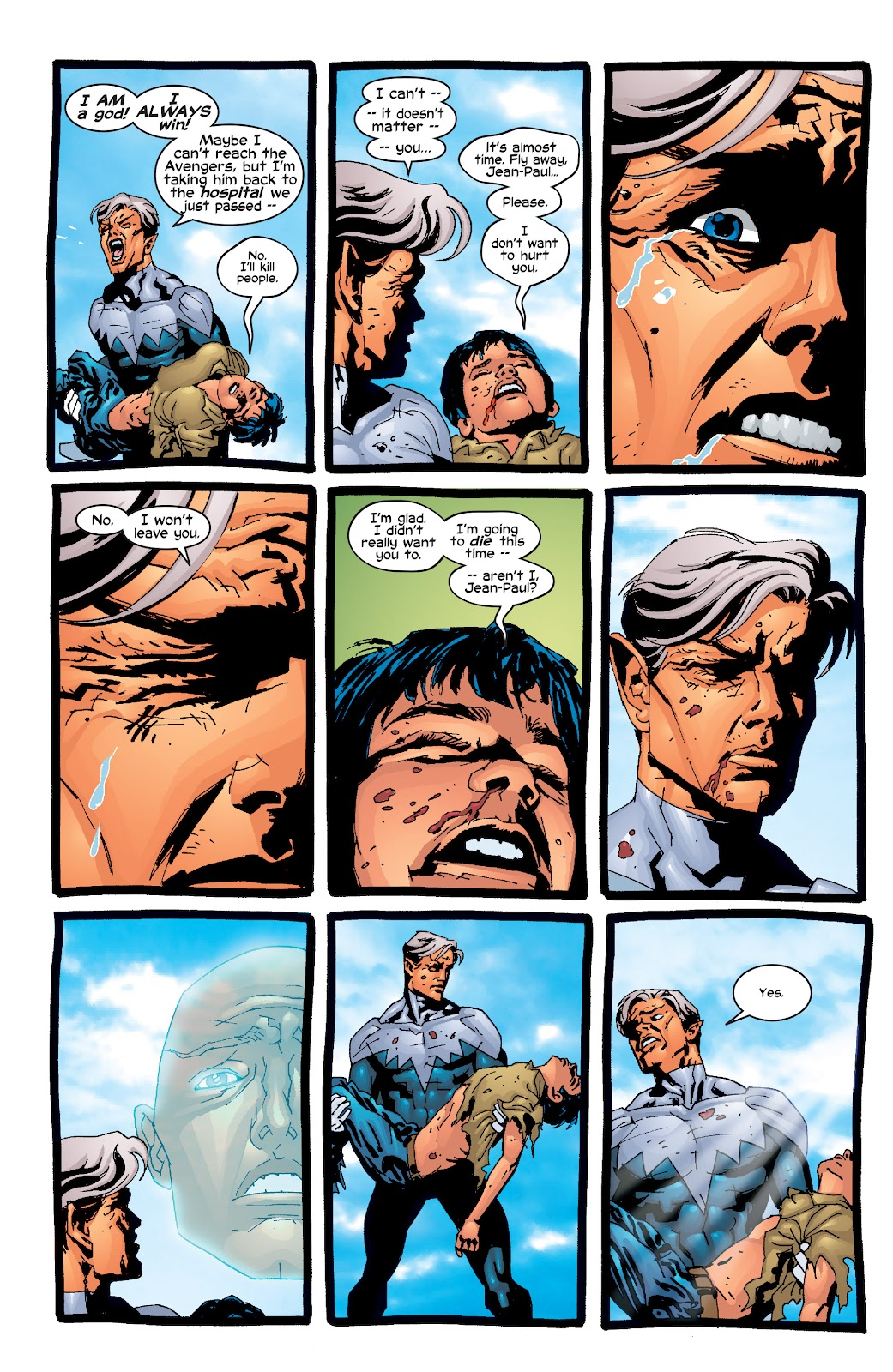 Read online X-Men: Unstoppable comic -  Issue # TPB (Part 2) - 19