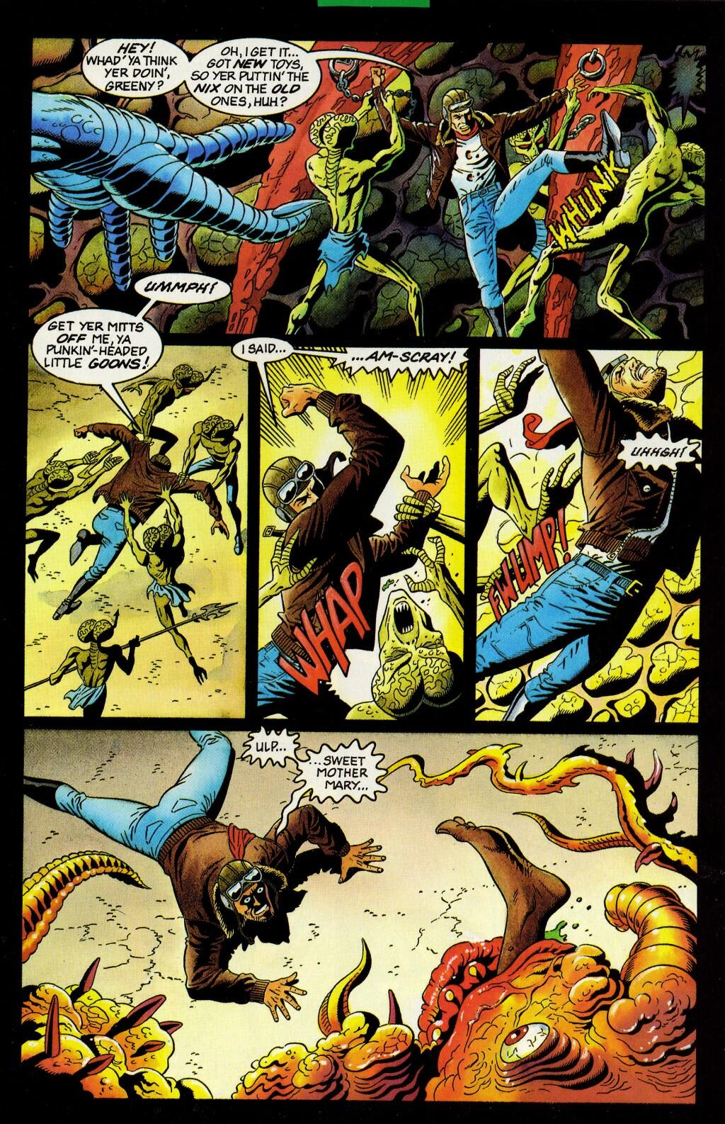 Read online Turok, Dinosaur Hunter (1993) comic -  Issue #33 - 10