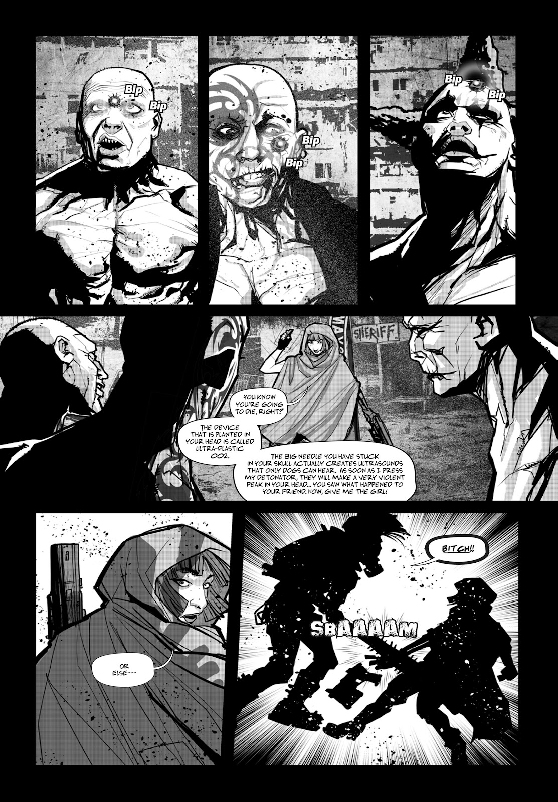 Read online Wrath of God comic -  Issue # _TPB - 88
