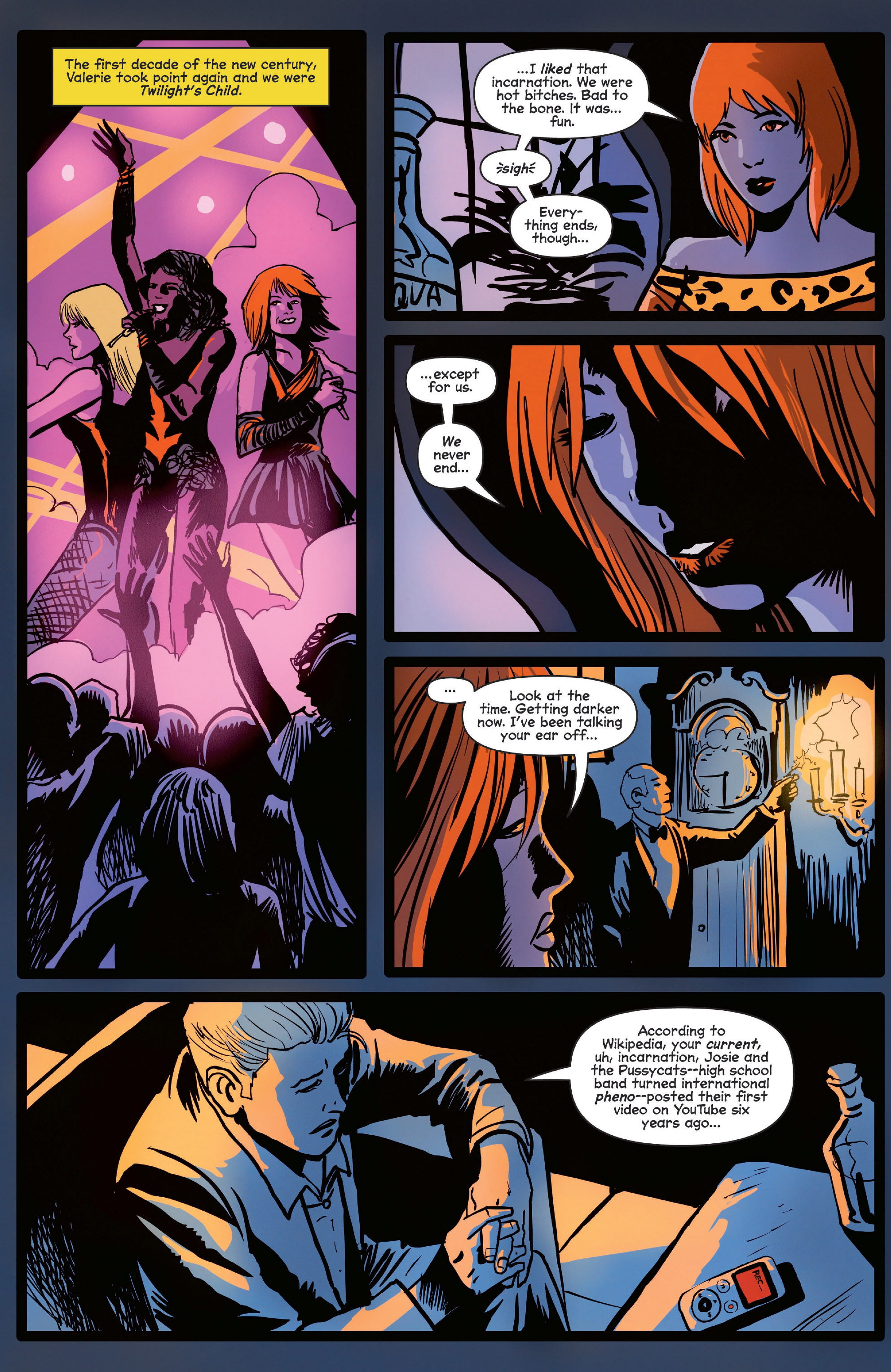 Read online Afterlife with Archie comic -  Issue #10 - 32