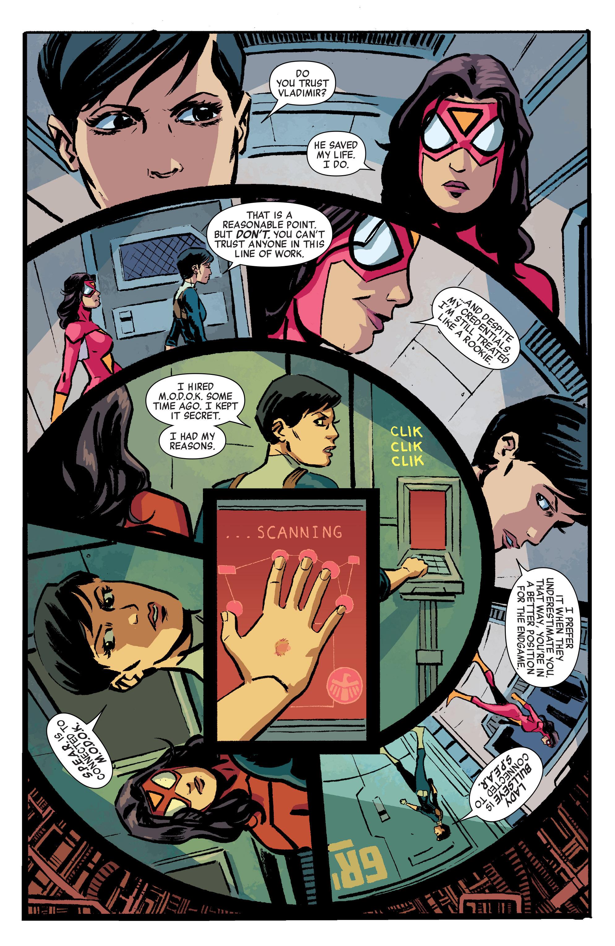 Read online Secret Avengers (2014) comic -  Issue #7 - 18