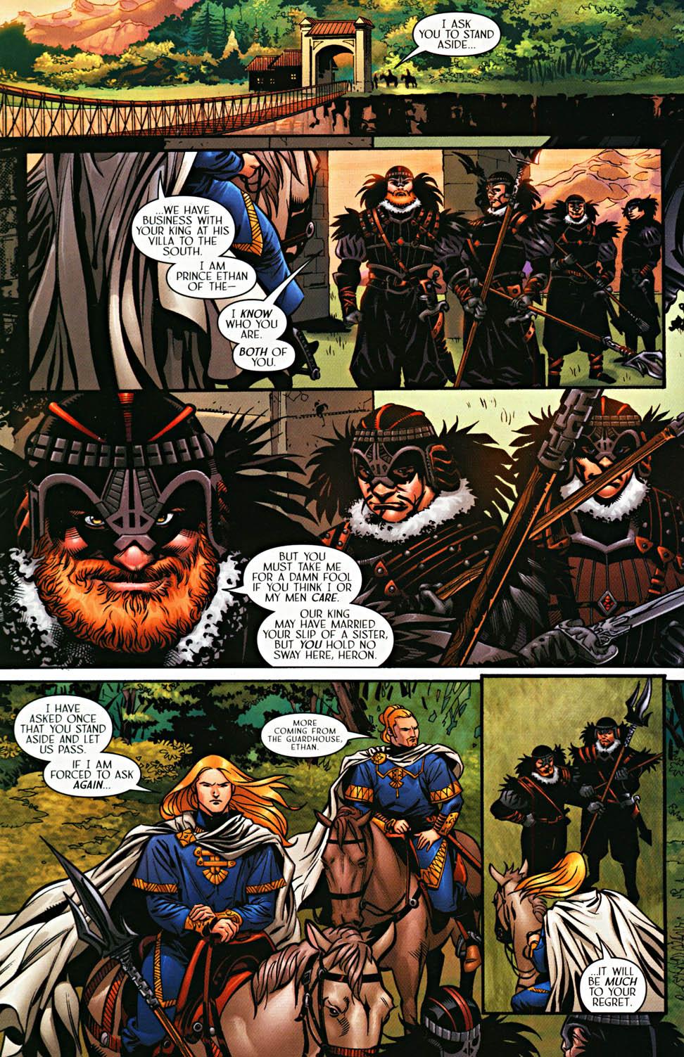 Read online Scion comic -  Issue #37 - 8