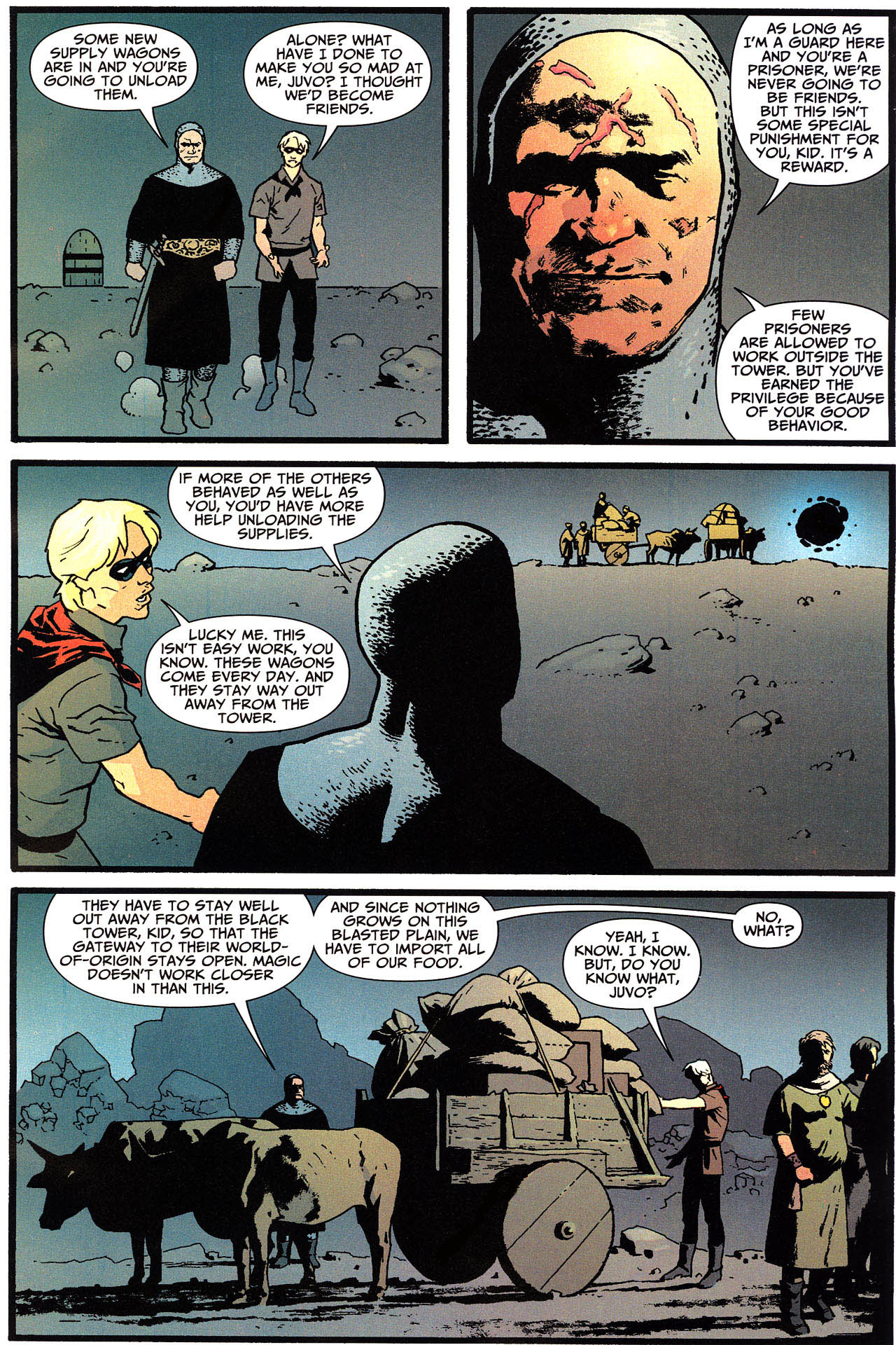 Read online Shadowpact comic -  Issue #13 - 4